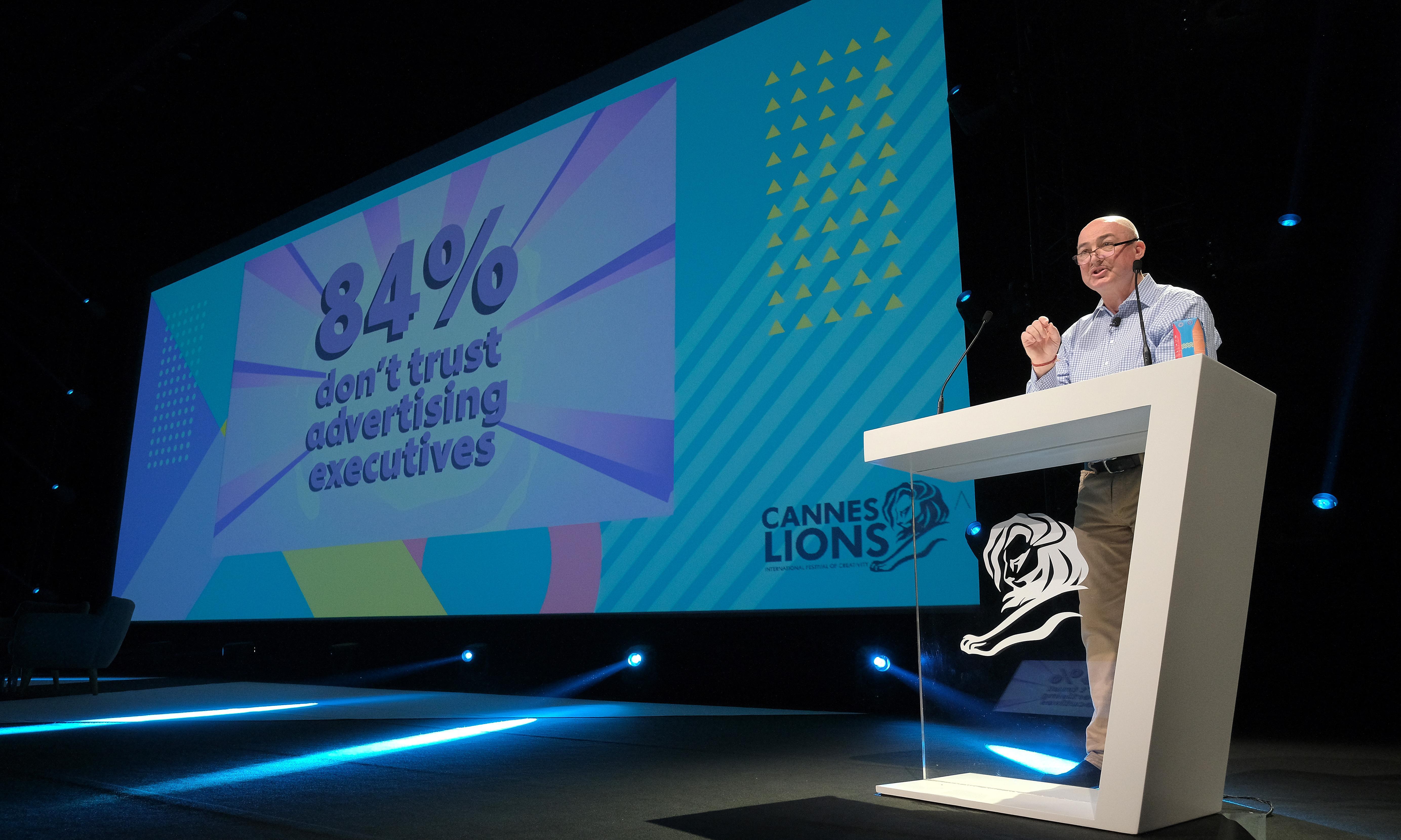 Unilever boss says brands using 'woke-washing' destroy trust