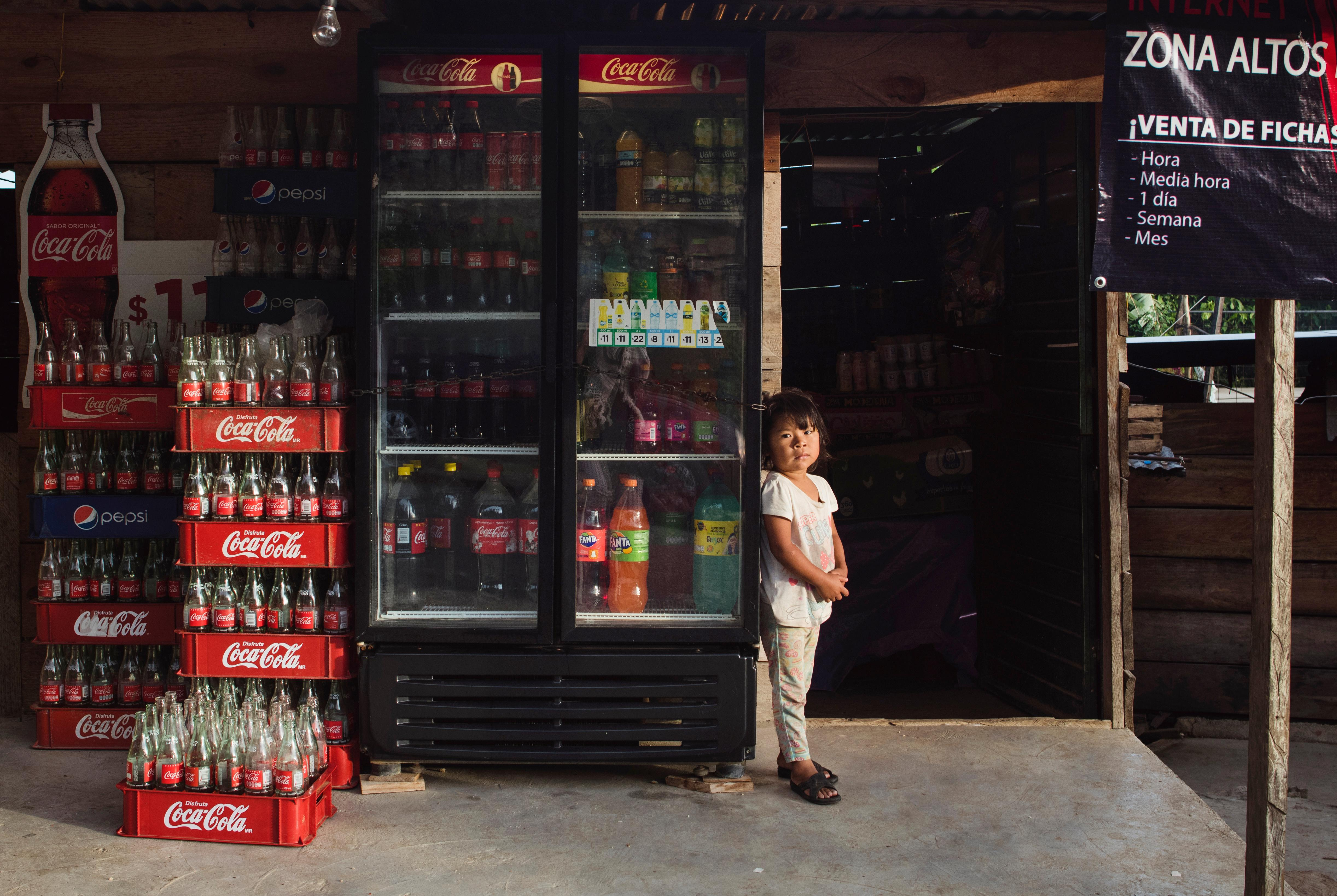Coca-Cola country in southern Mexico – photo essay