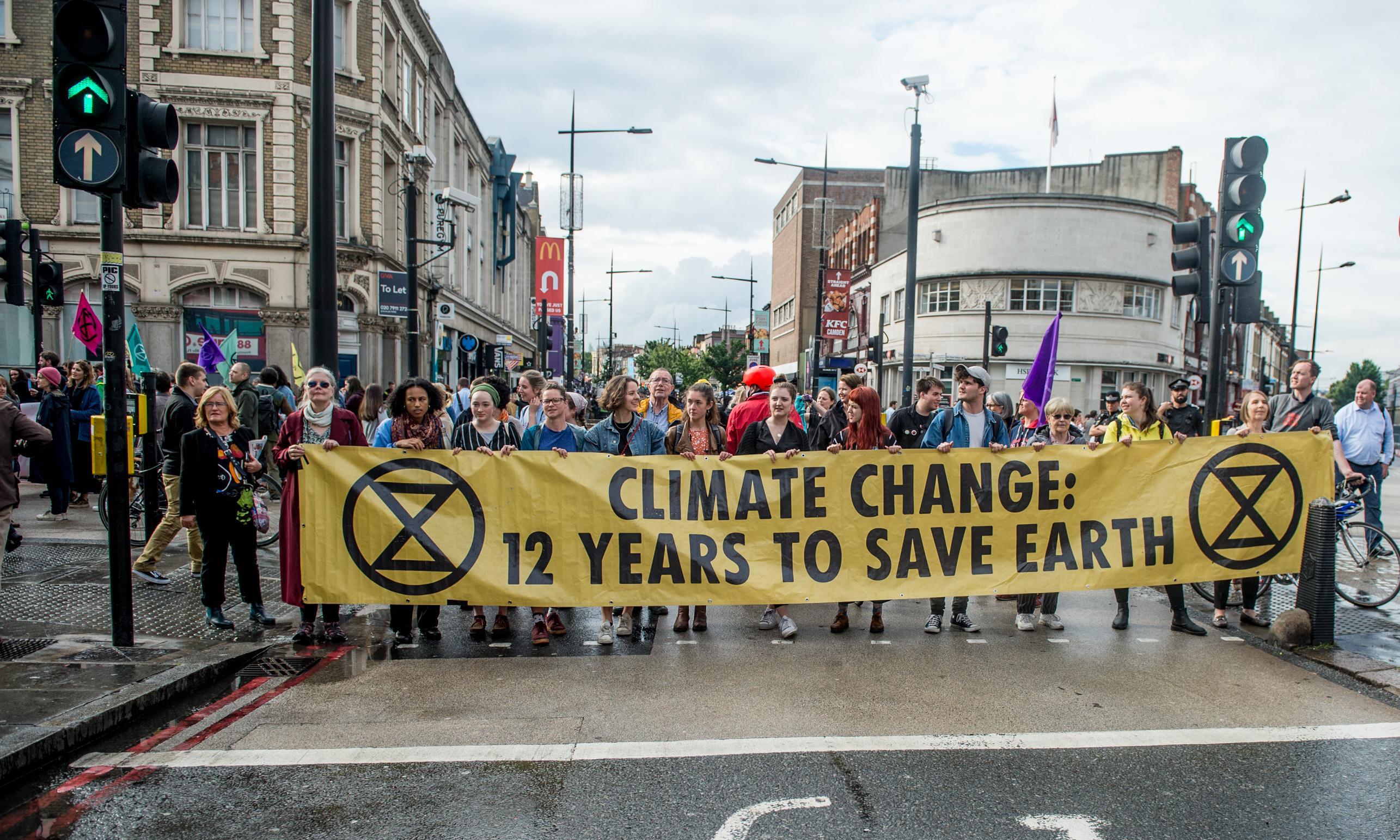 Doctors against climate catastrophe