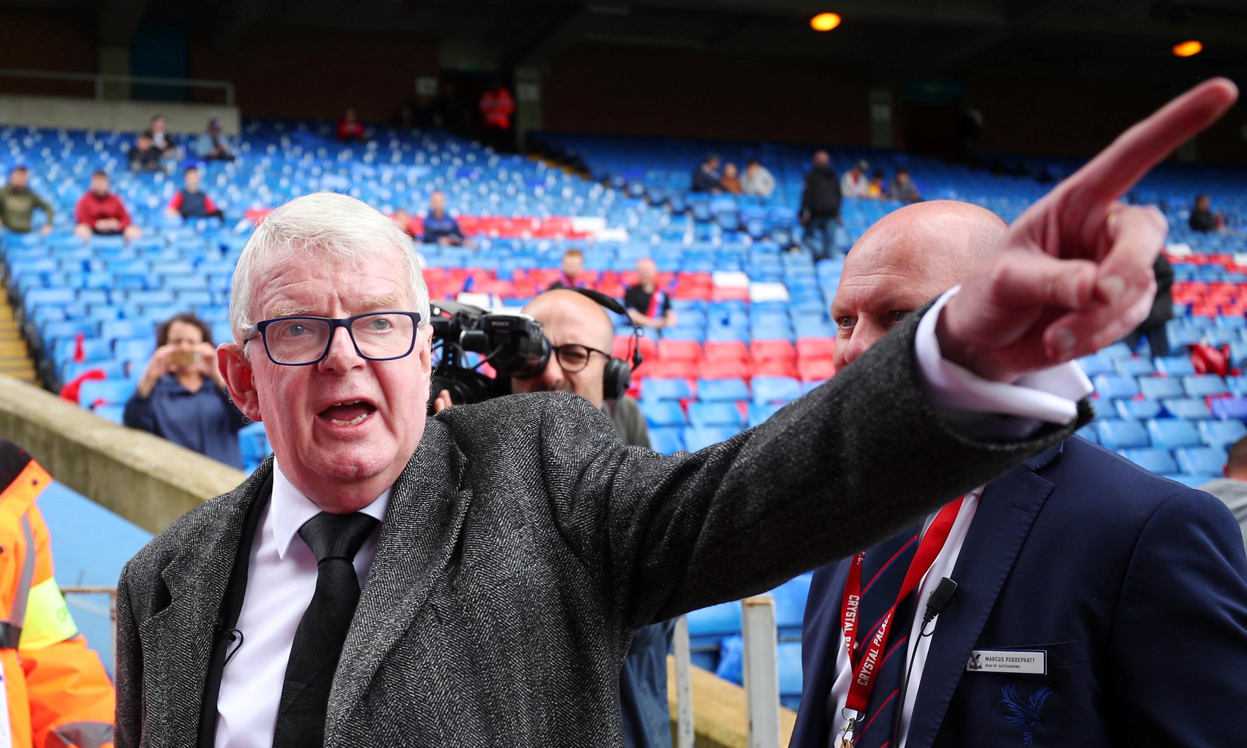 John Motson apologises for calling Millwall's Tom Elliott 'big, black and brave'