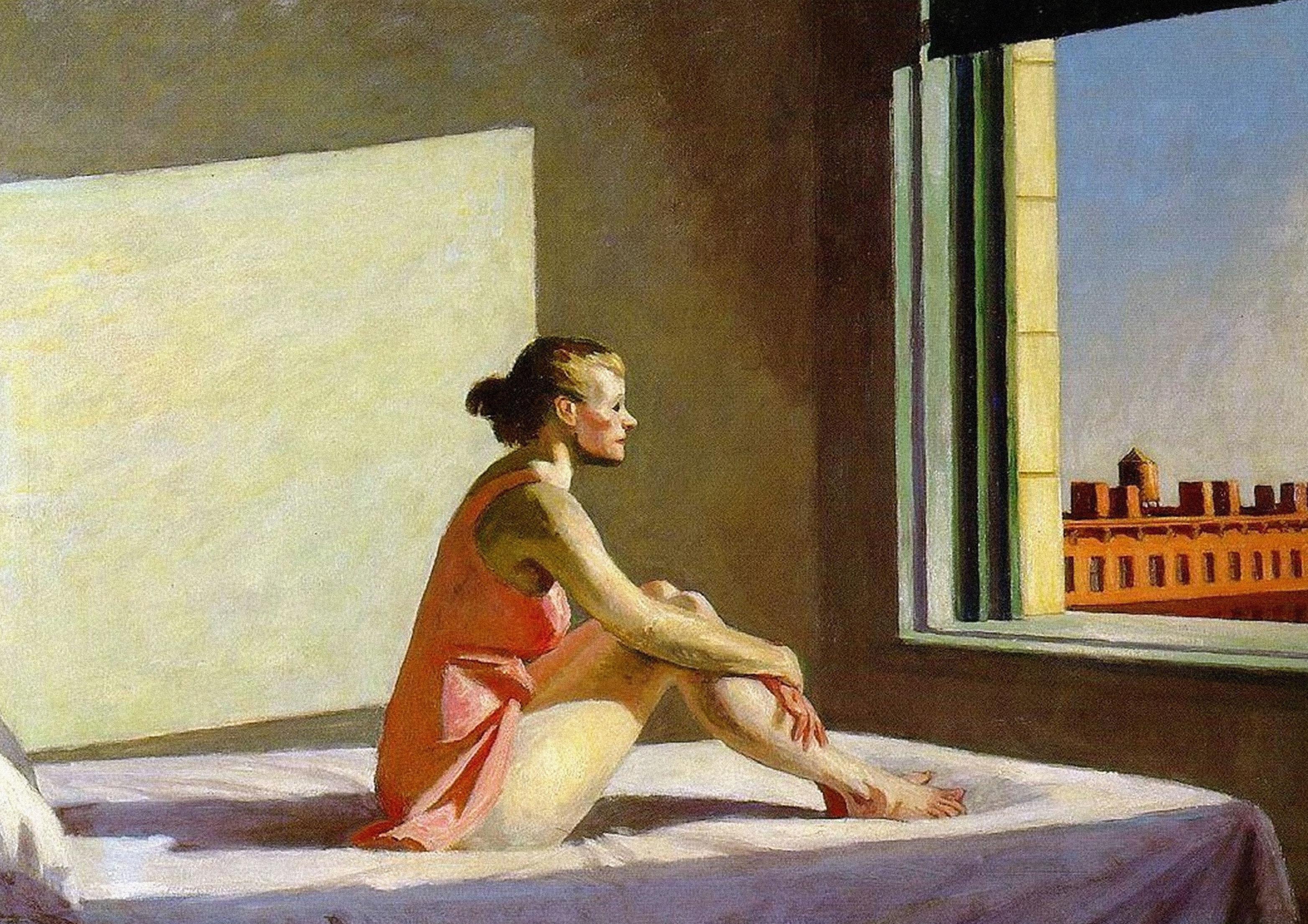 Can a sleepless night awaken creativity?