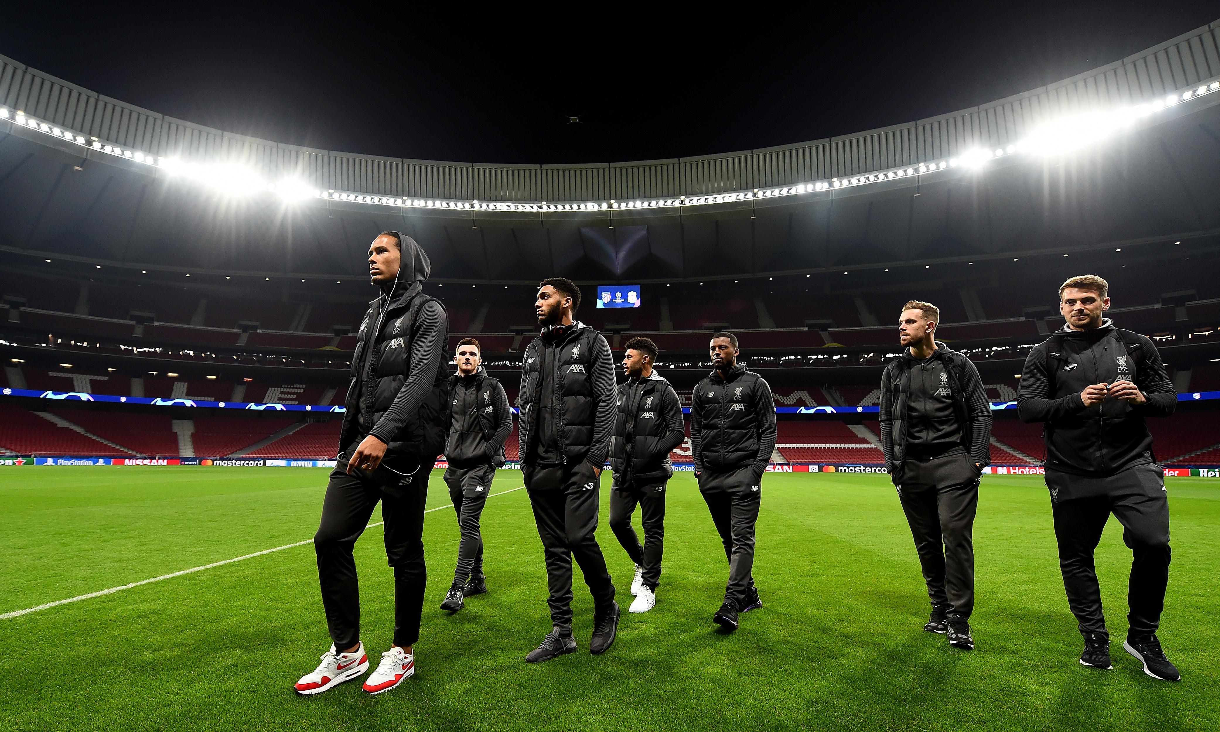 Jürgen Klopp wants Liverpool to show worth as European contenders