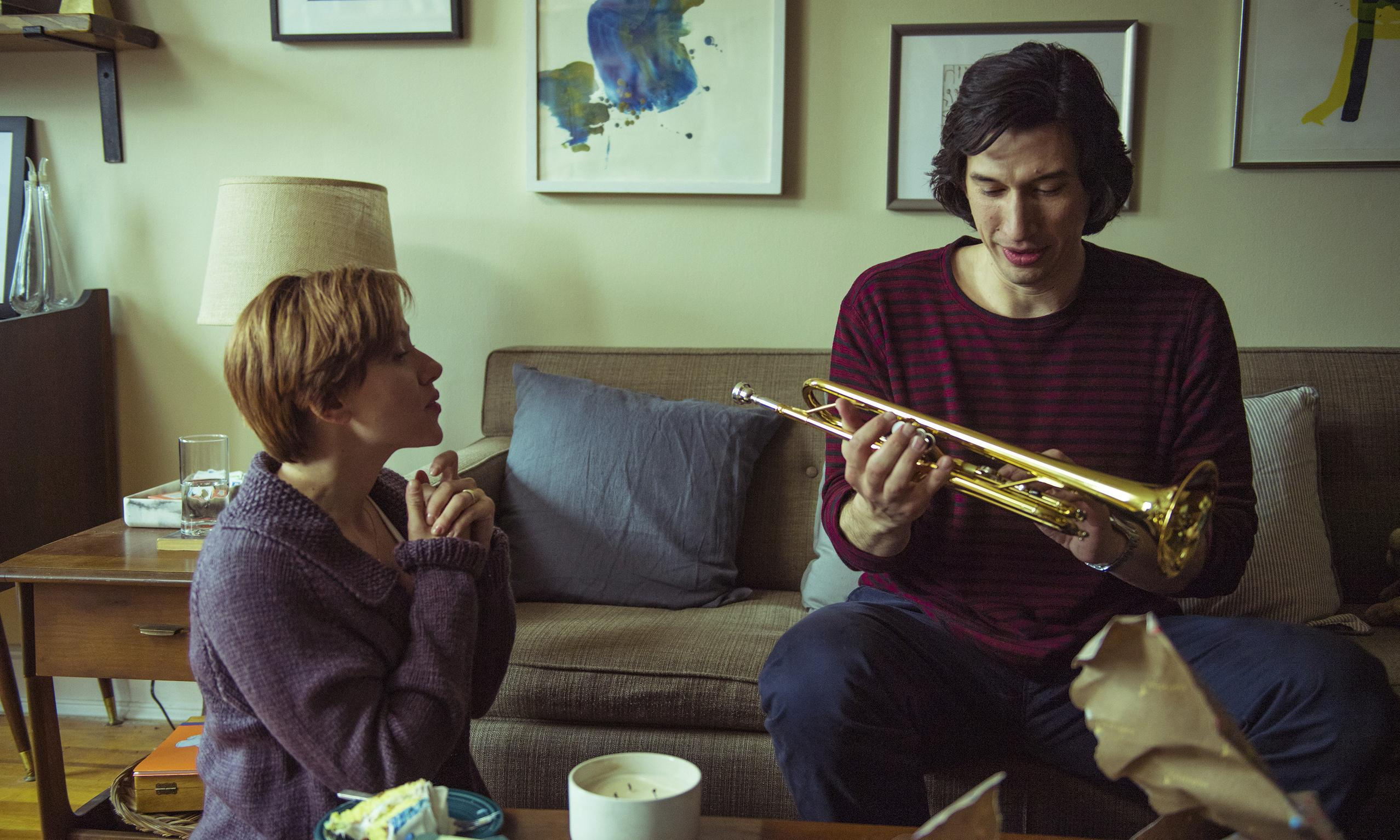 Marriage Story and The Irishman deserve awards love, but no Greta Gerwig is heart-sinking