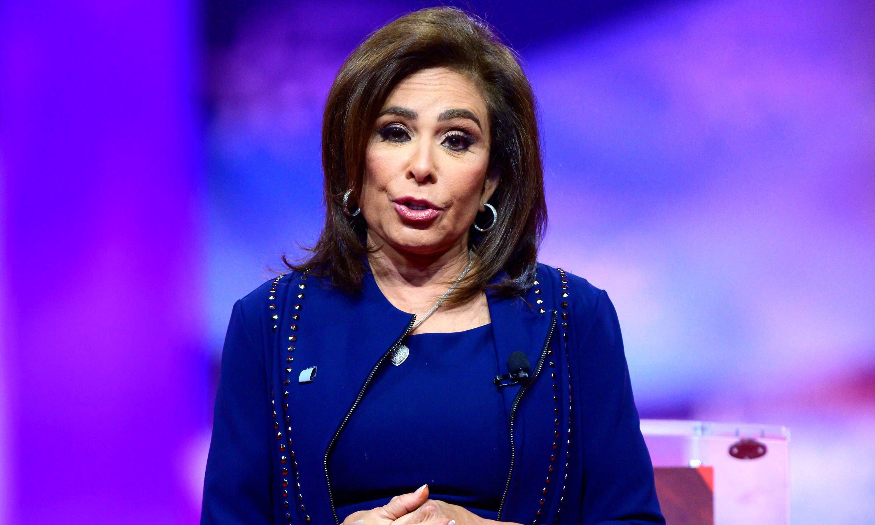 'Bring back Jeanine Pirro': Trump defends Fox host after show goes off air
