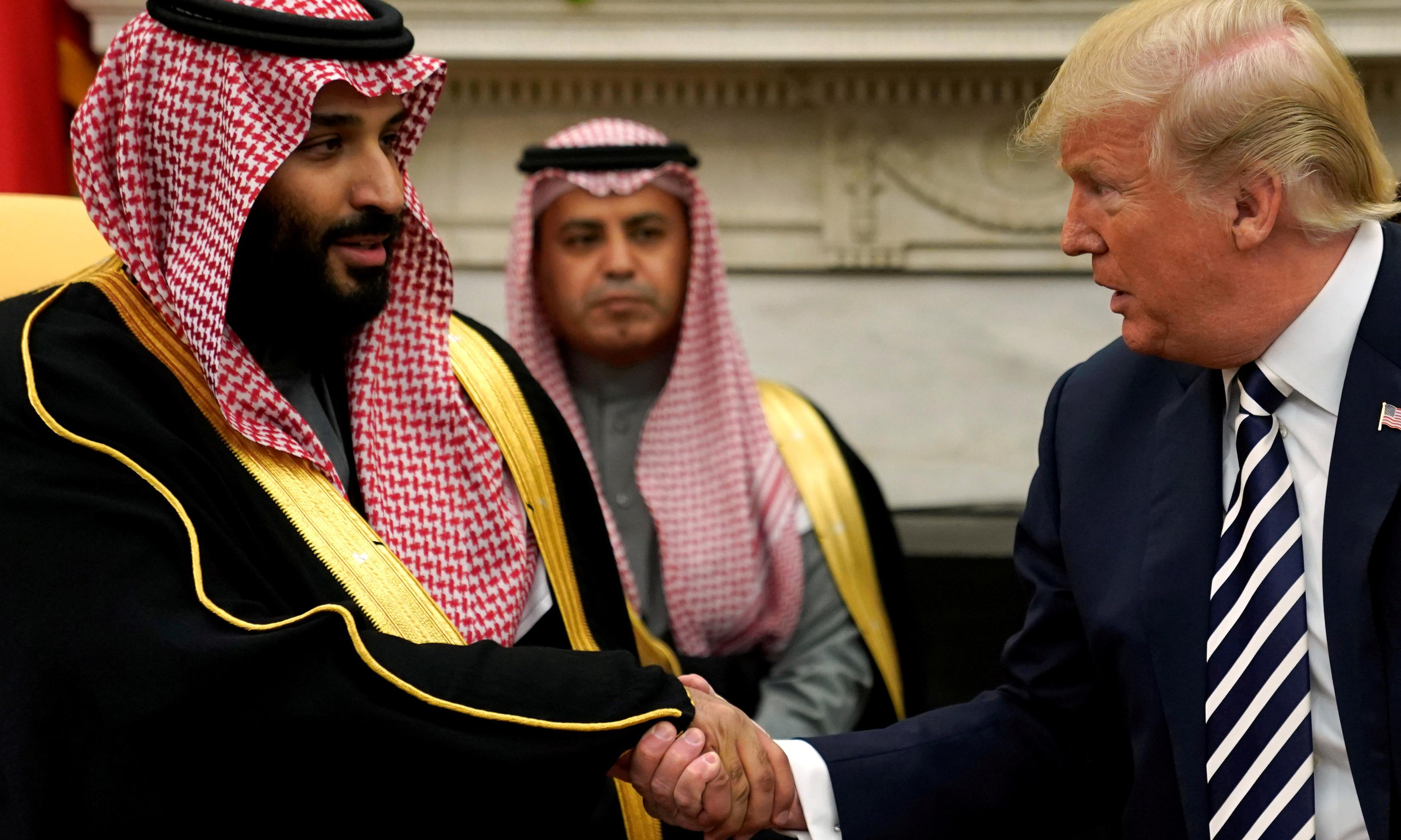 Trump's cronies are in secret talks to sell nuclear tech to Saudi. The risks are clear