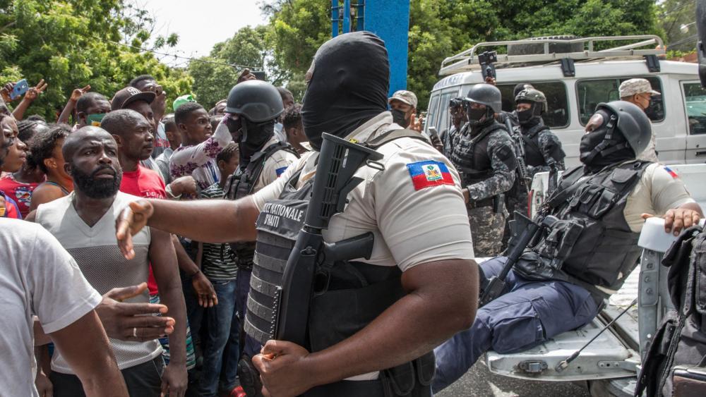 haiti,assassination of Haiti's president,Jovenel Moïse,Steven Benoit,Colombian mercenaries,colombia,harbouchanews