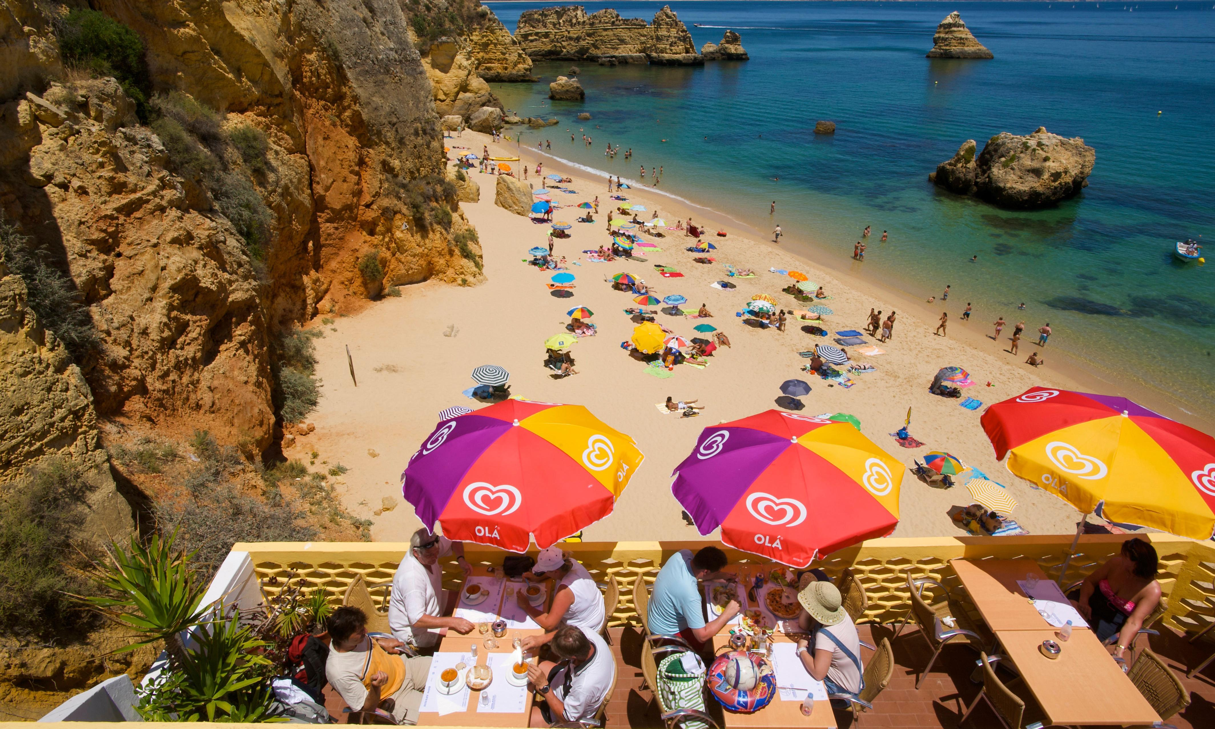 10 of the best beach bars in Portugal