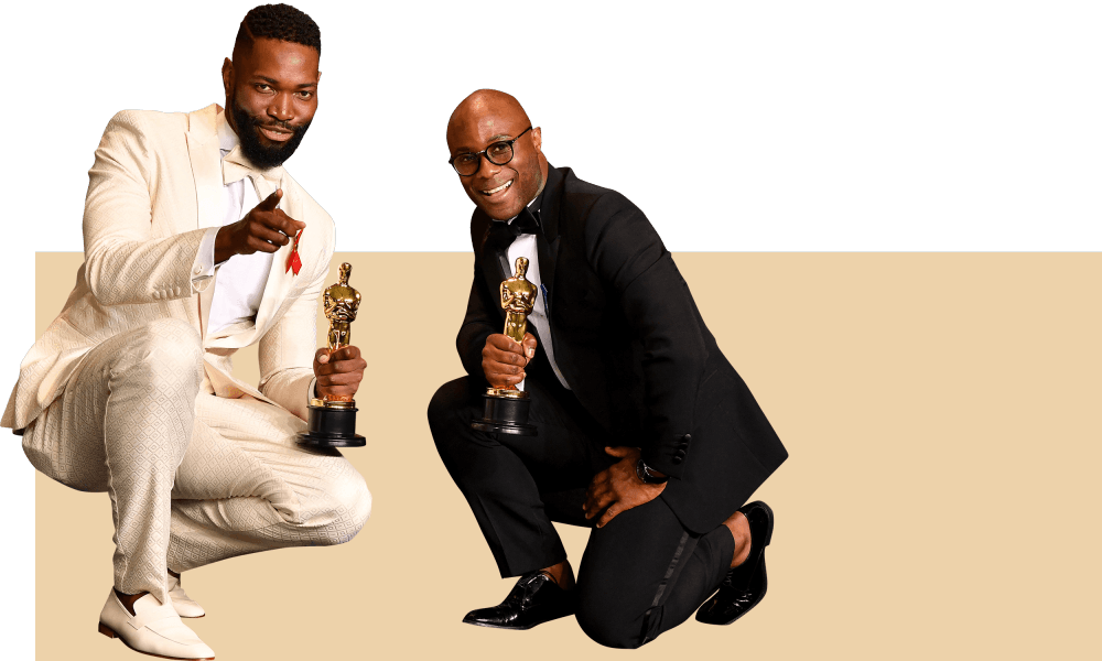 Tarell Alvin McCraney, Barry Jenkins and two Oscars
