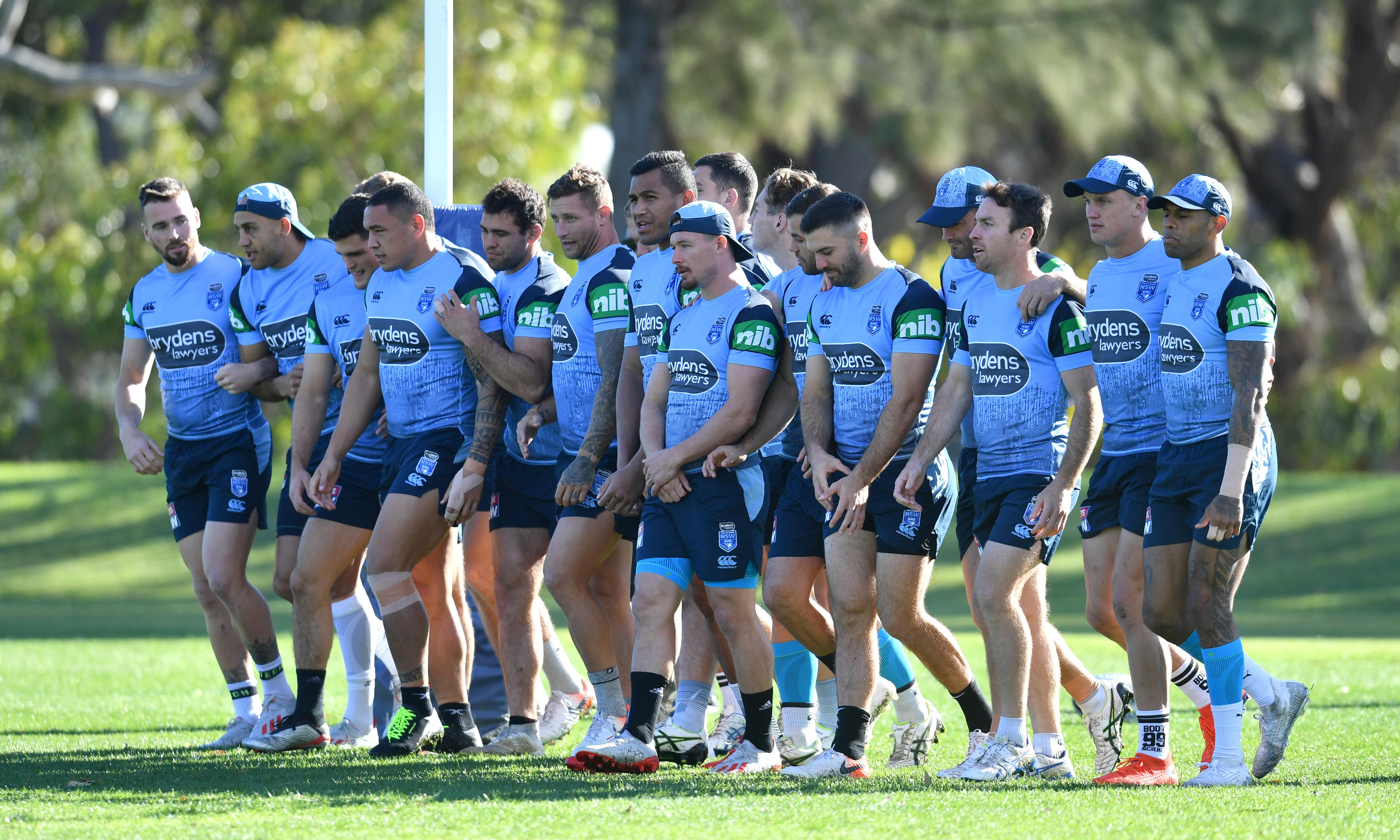 All eyes on NSW and tinkerman Brad Fittler ahead of State of Origin Game 2