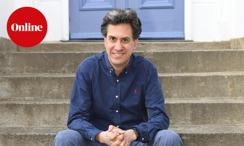 Shadow cabinet minister Ed Miliband will be in conversation with Zoe Williams for a Guardian Live online event on 8 July 2021