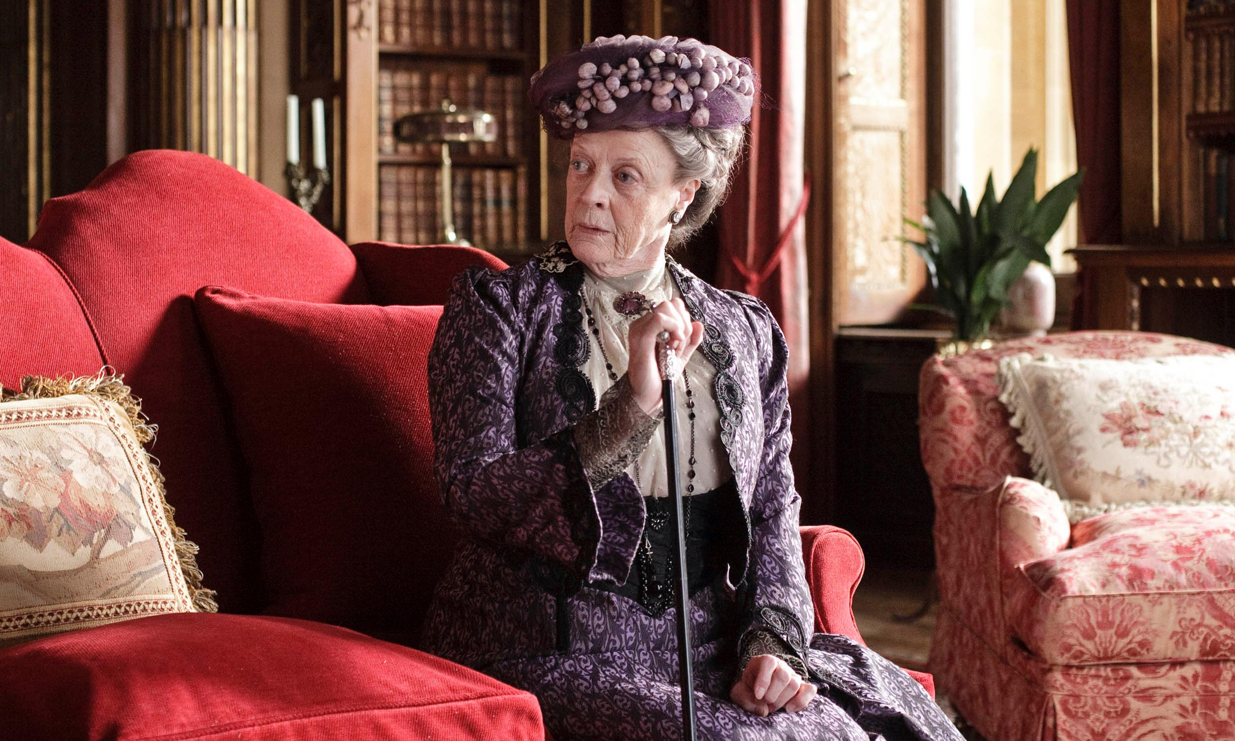 Maggie Smith: Harry Potter and Downton Abbey weren't 'what you'd call satisfying'