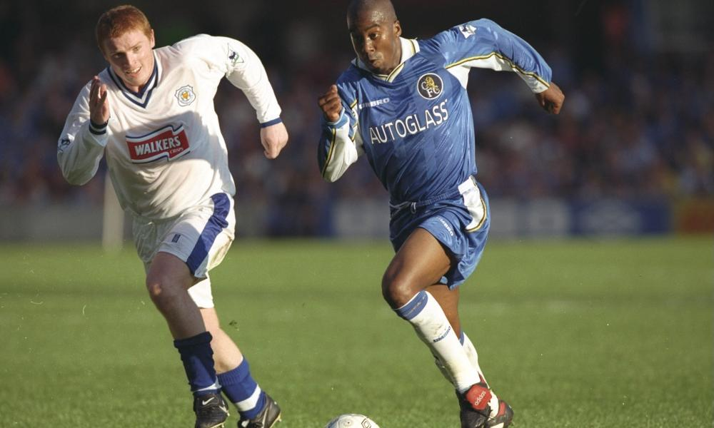 chelsea leicester 1997