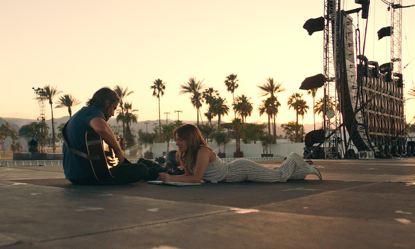 A Star Is Born review – a double act to leave you star-struck