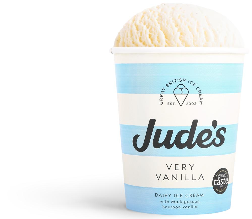 A bit vanilla … in defence of our most dependable ice ...