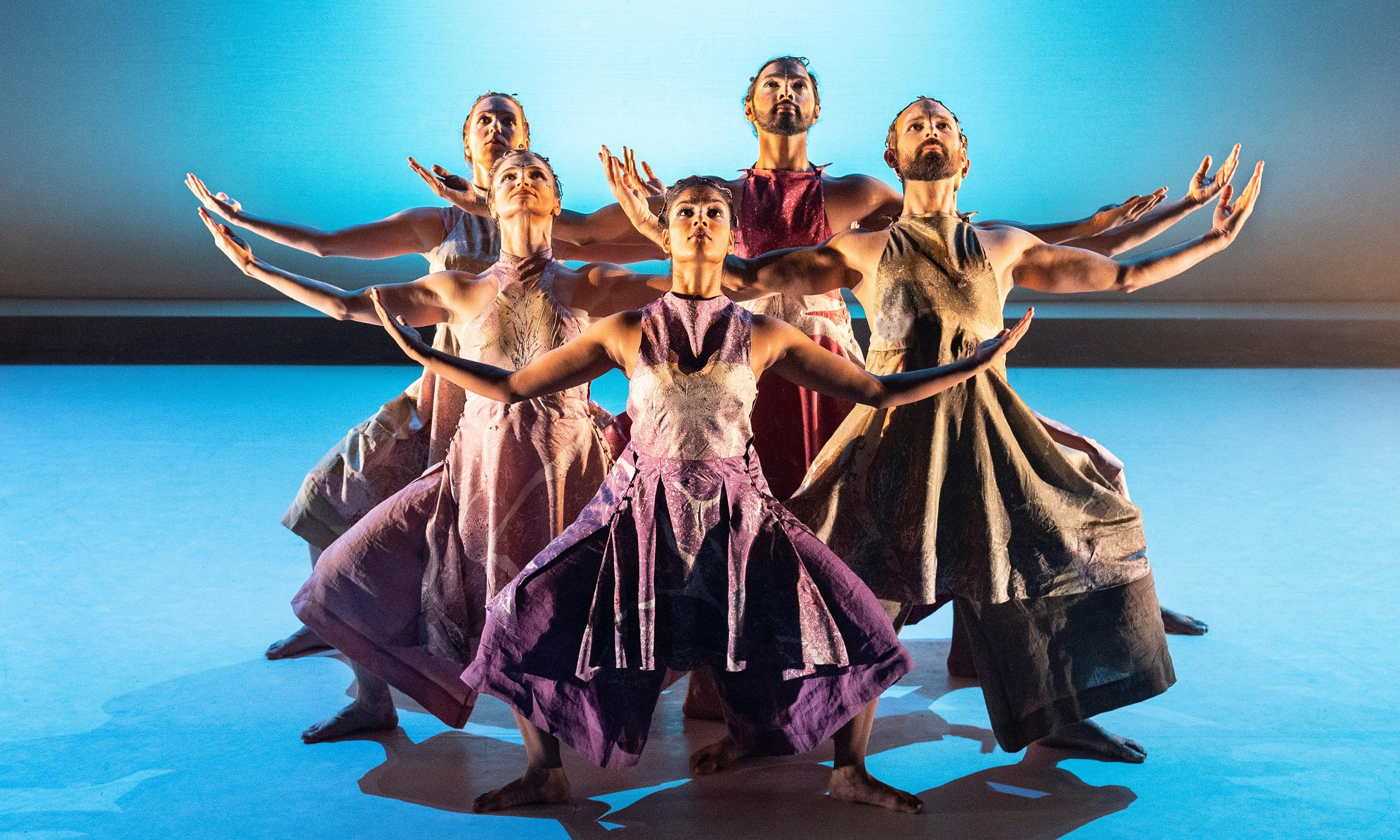 The Rite of Spring review – dreamy and divine