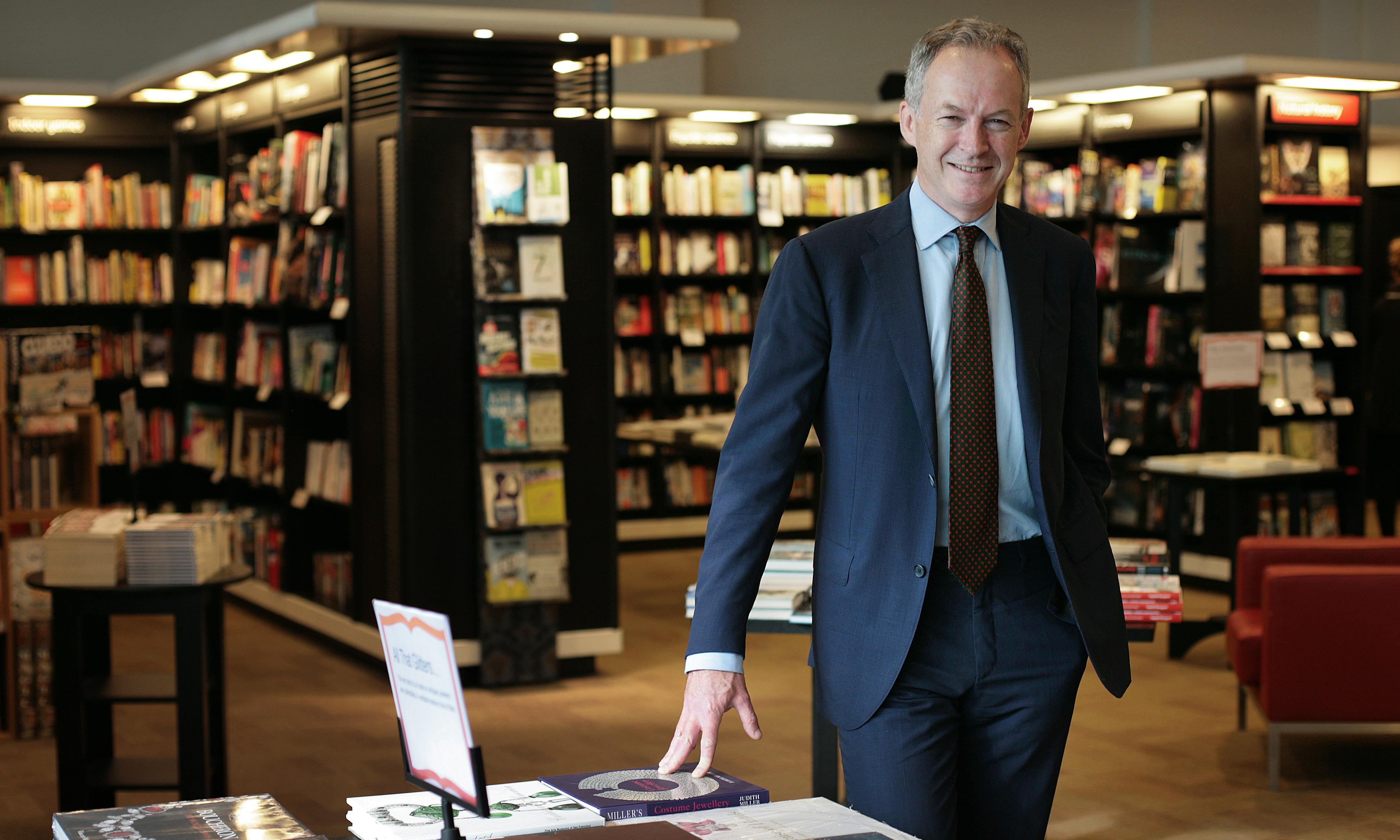 Waterstones says it can't pay living wage, as 1,300 authors support staff appeal