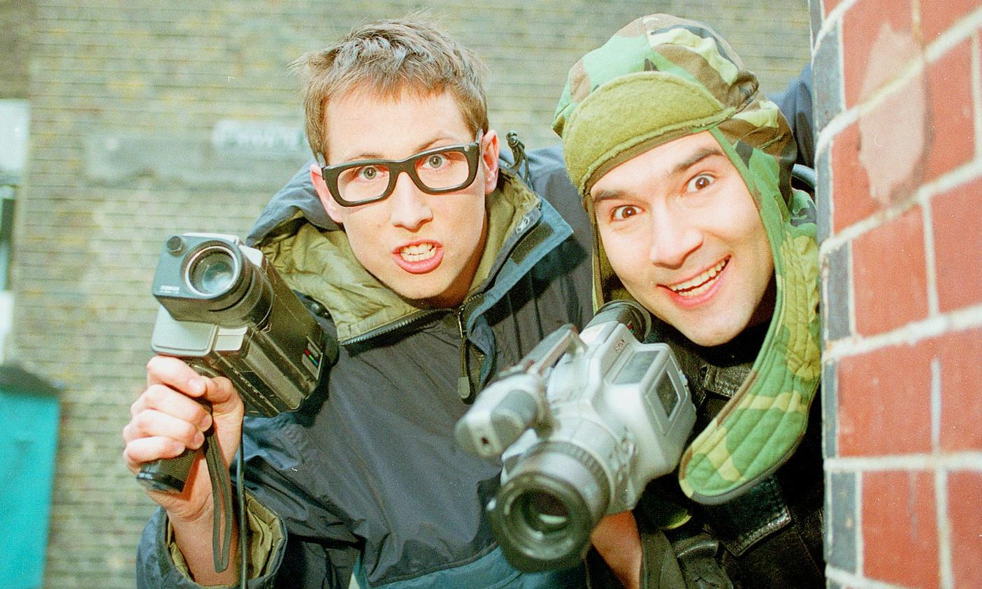 Adam Buxton and Joe Cornish: how we made The Adam and Joe Show