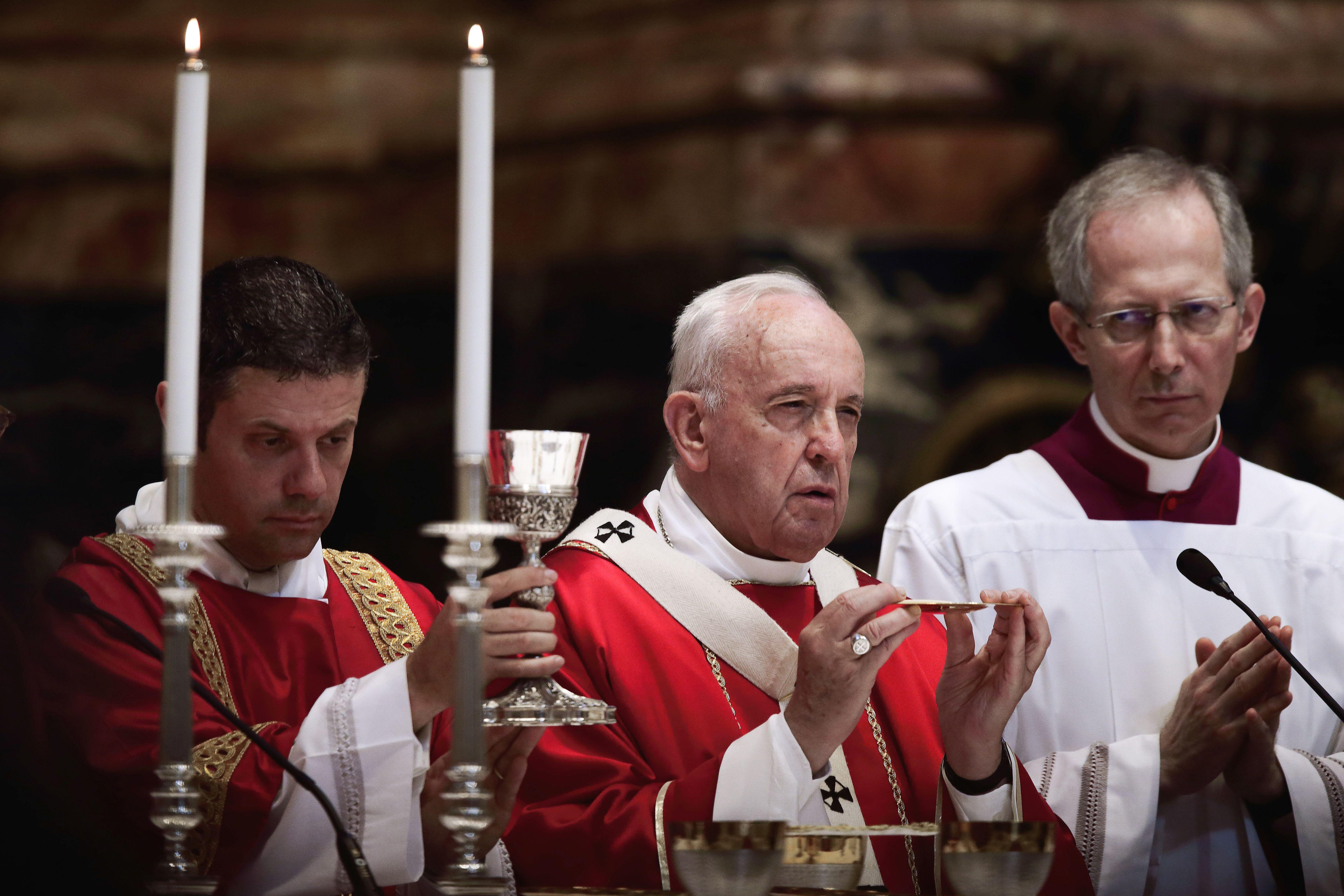 Married men as priests? This could be the start of a Roman Catholic revolution