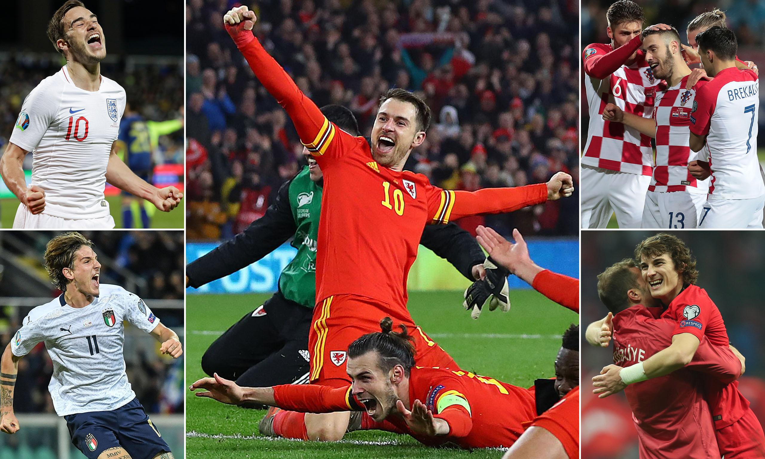 Euro 2020 qualifiers: 10 talking points from this week's action