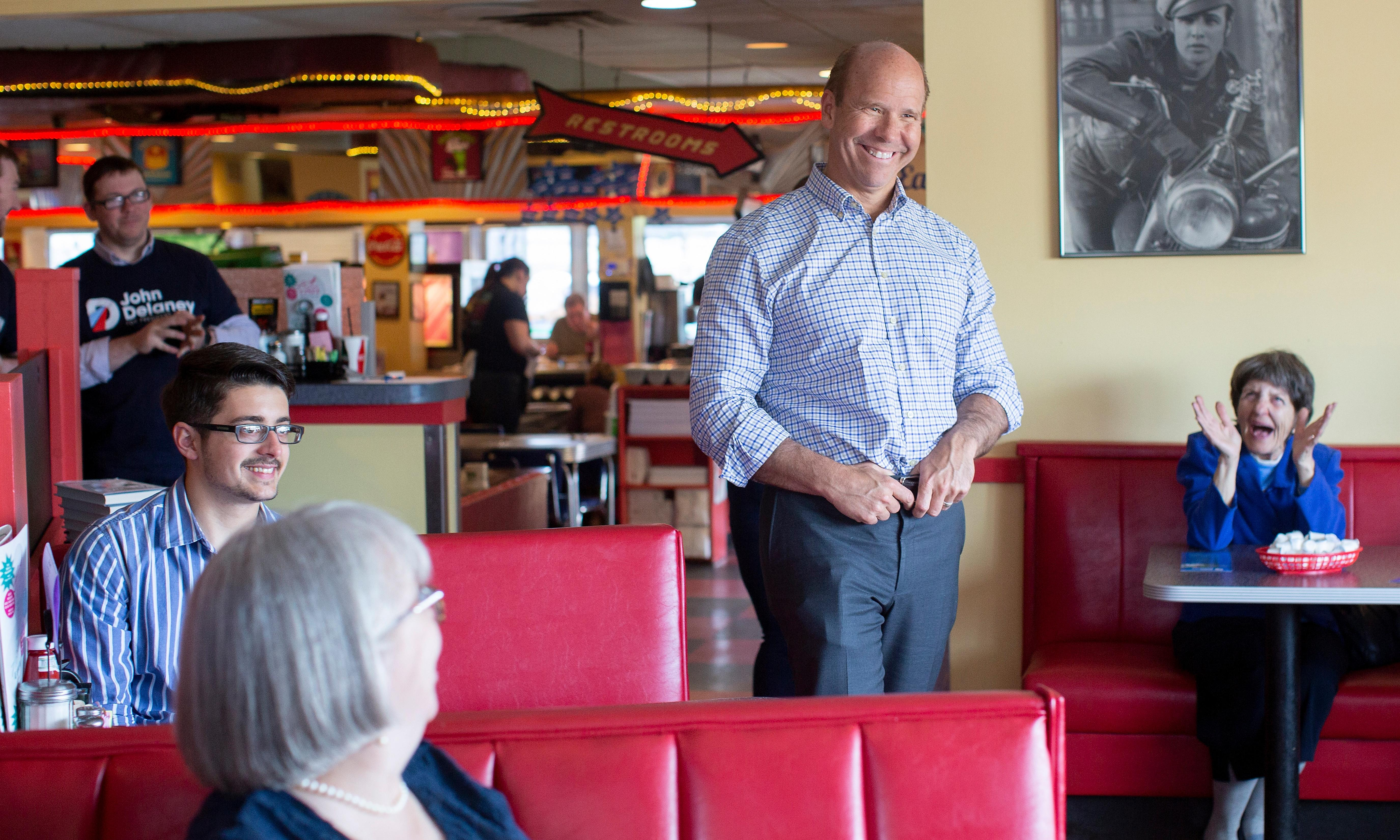 2020 candidate John Delaney pitches vastly unusual climate change plan