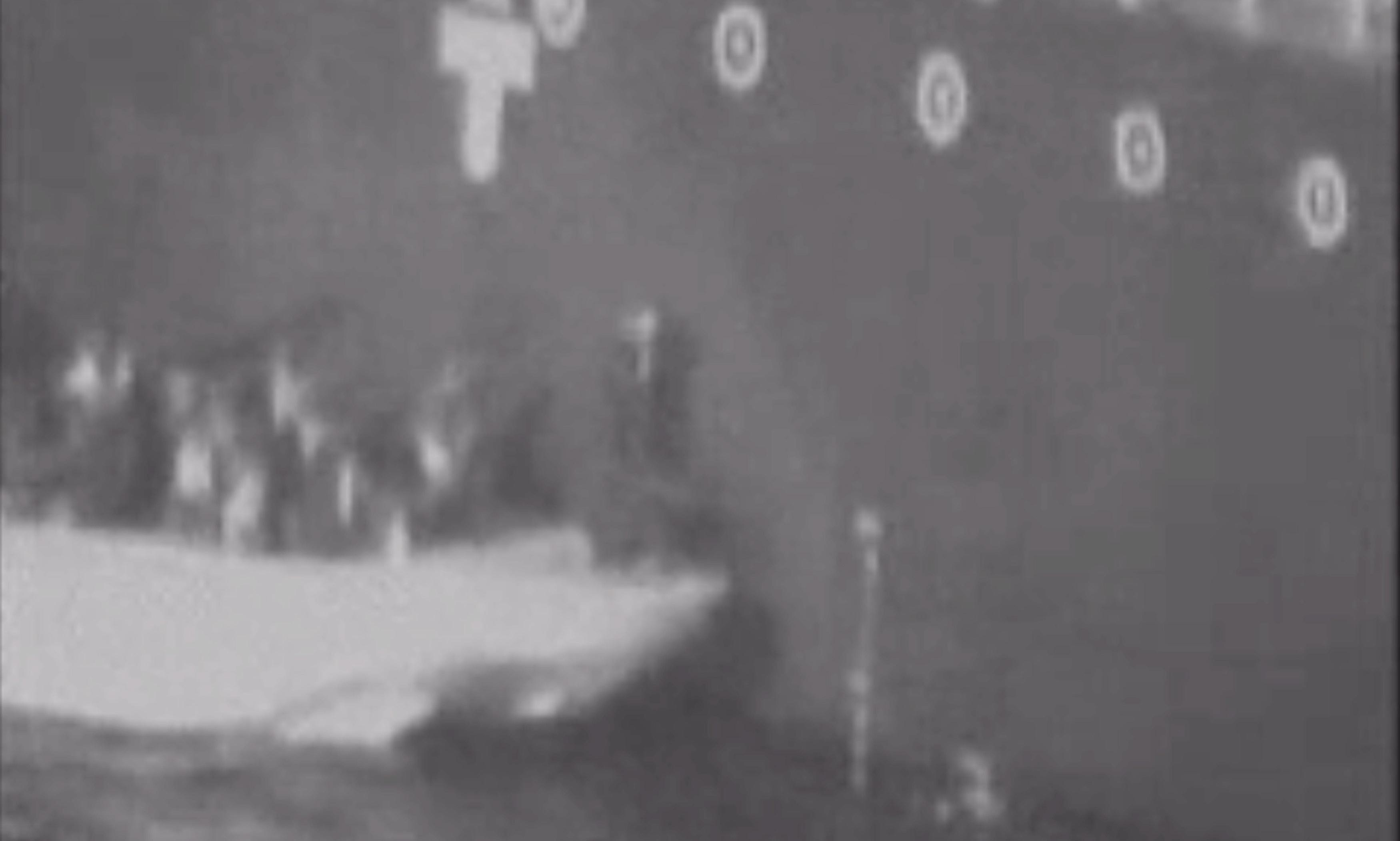 UK joins US in accusing Iran of tanker attacks as crew held
