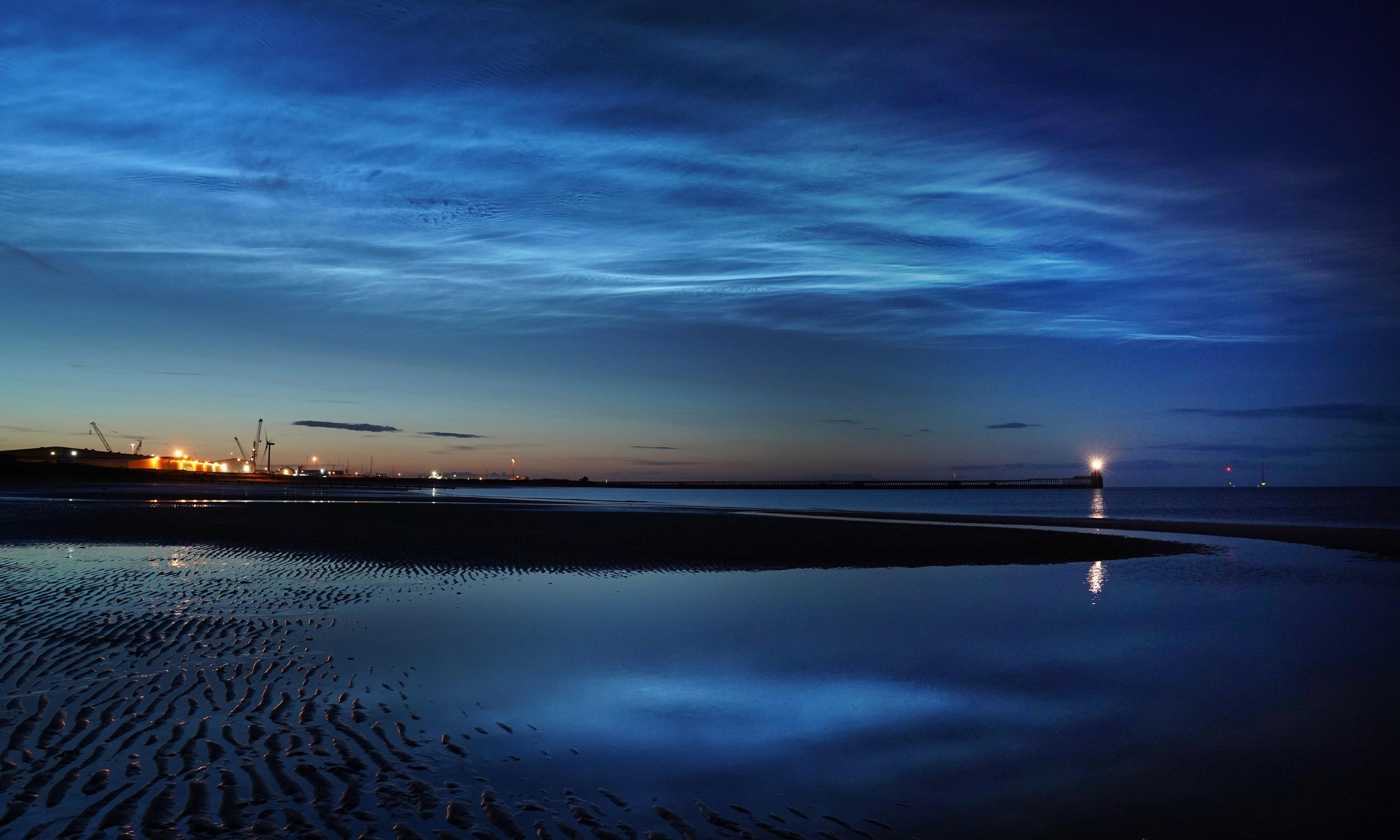 May I have a word about… the bliss of noctilucent clouds
