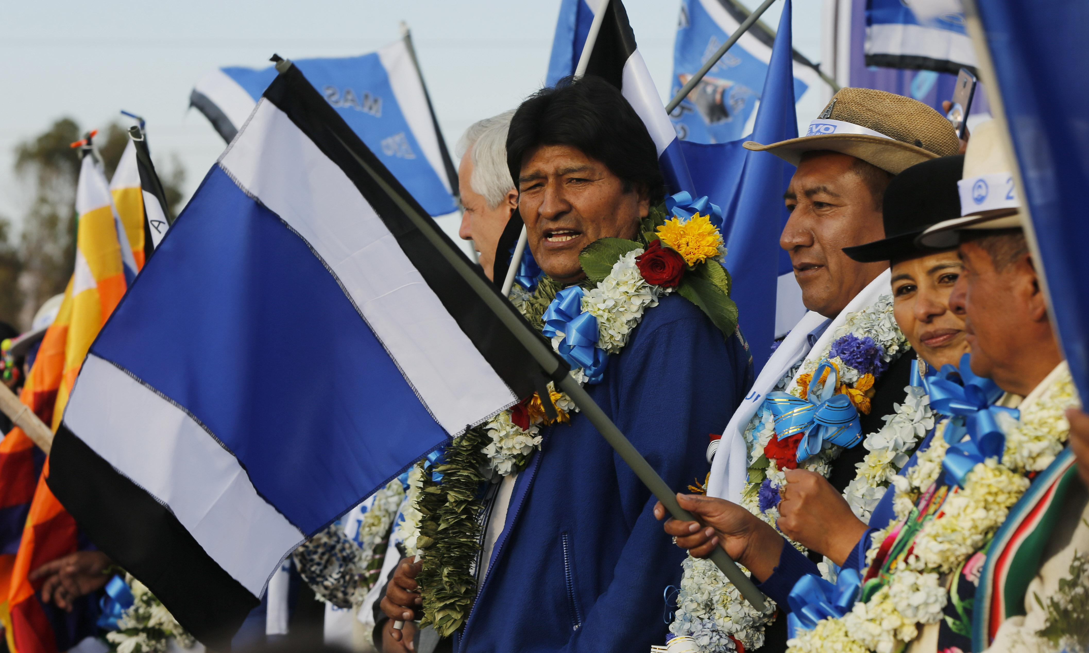 'Democracy in Bolivia has two faces': ambivalence as Evo Morales seeks fourth term