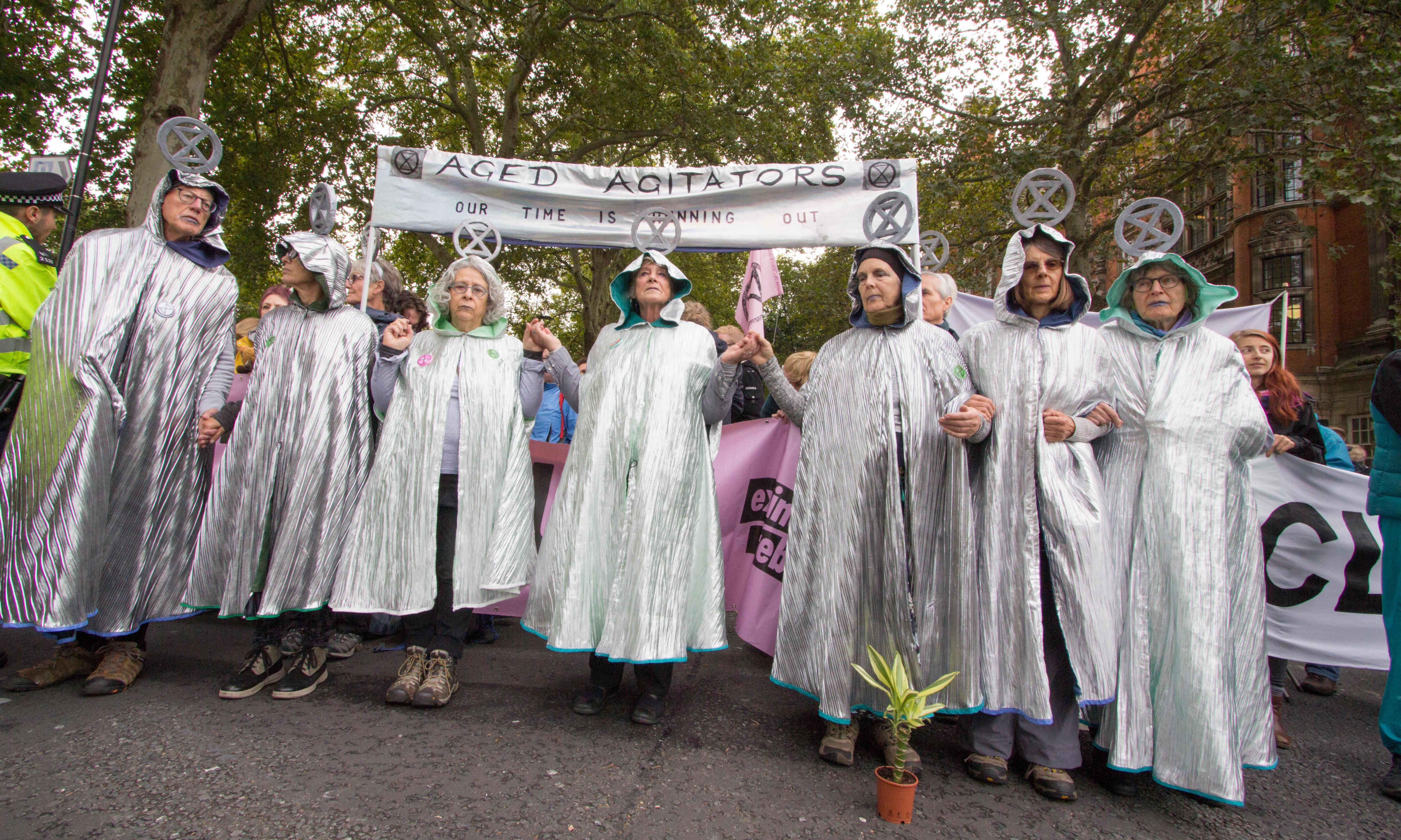 Is the environmental movement ageist?