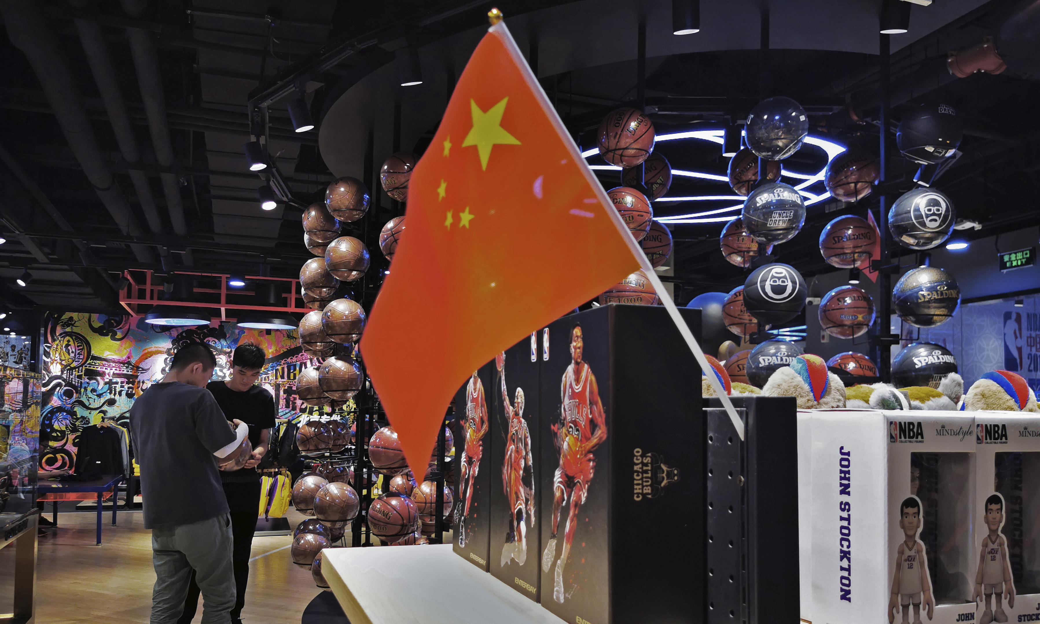 Western tech giants must stop kowtowing to China's bullying