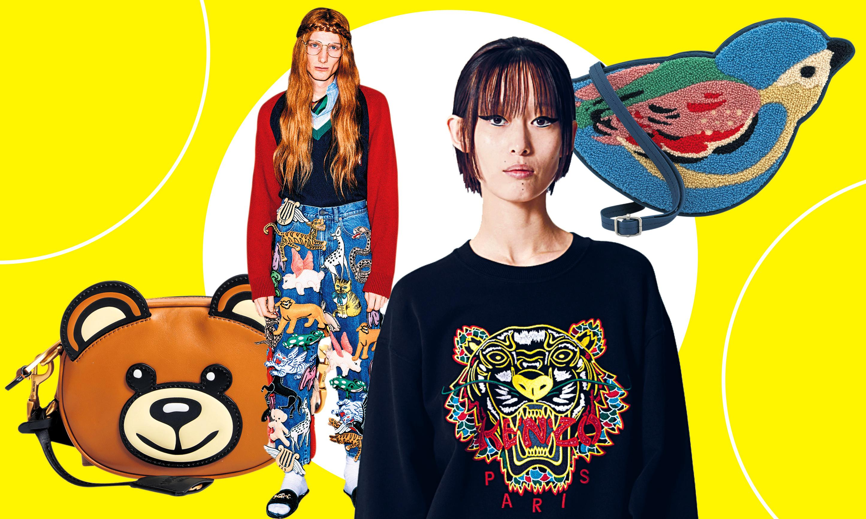 Wild style: how fashion is channeling its spirit animal
