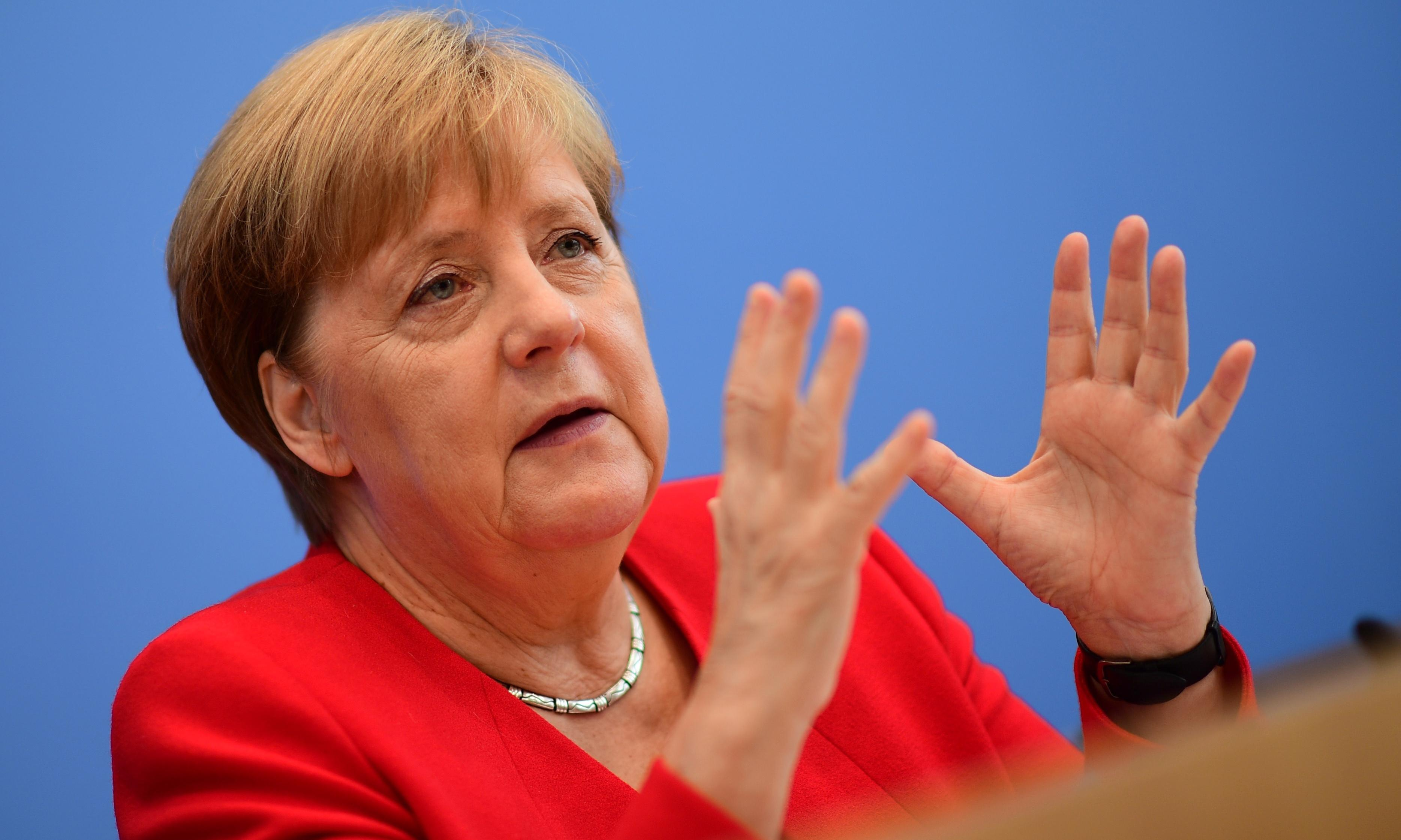 'I feel fine': Merkel dismisses health fears after shaking bouts