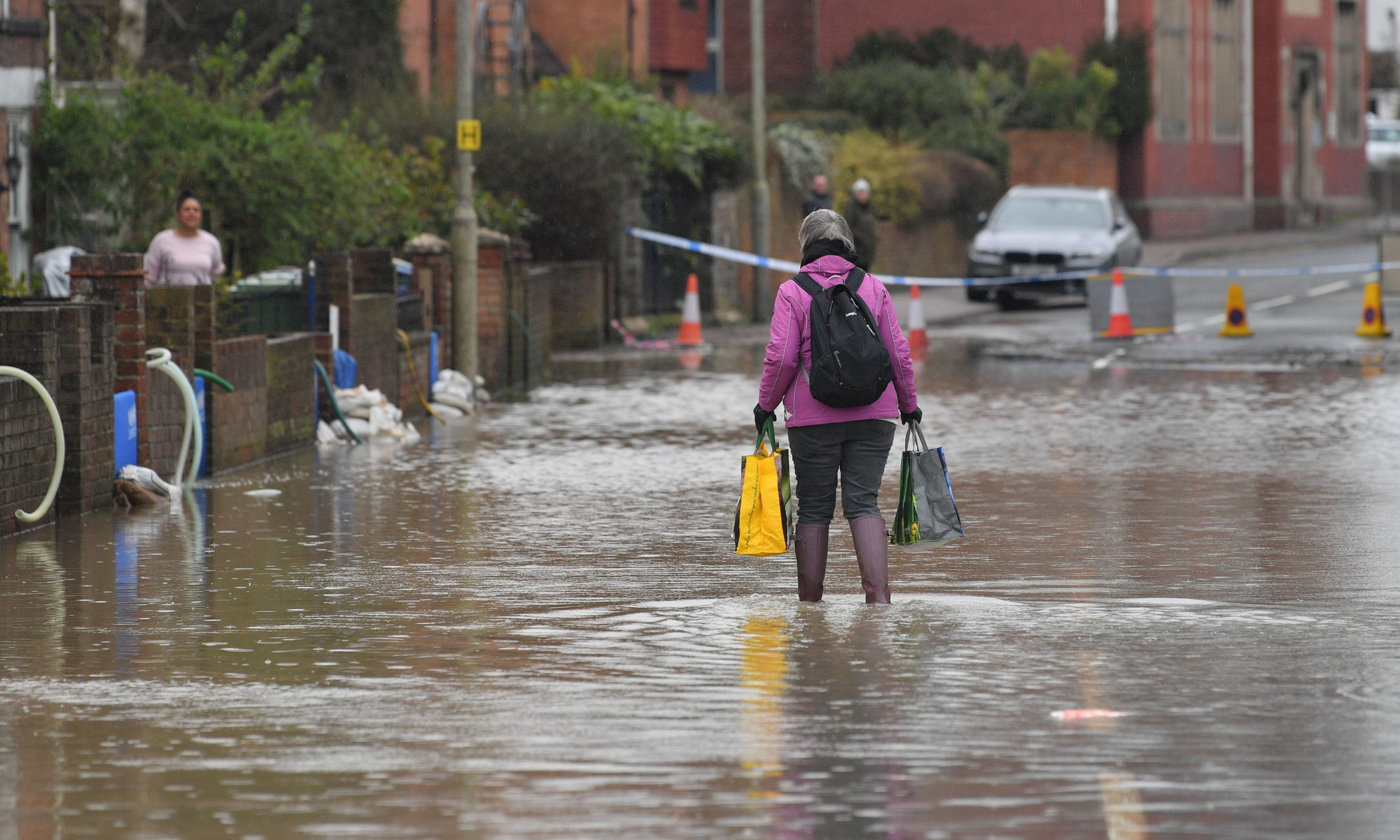 Storm Dennis damage could cost insurance companies £225m