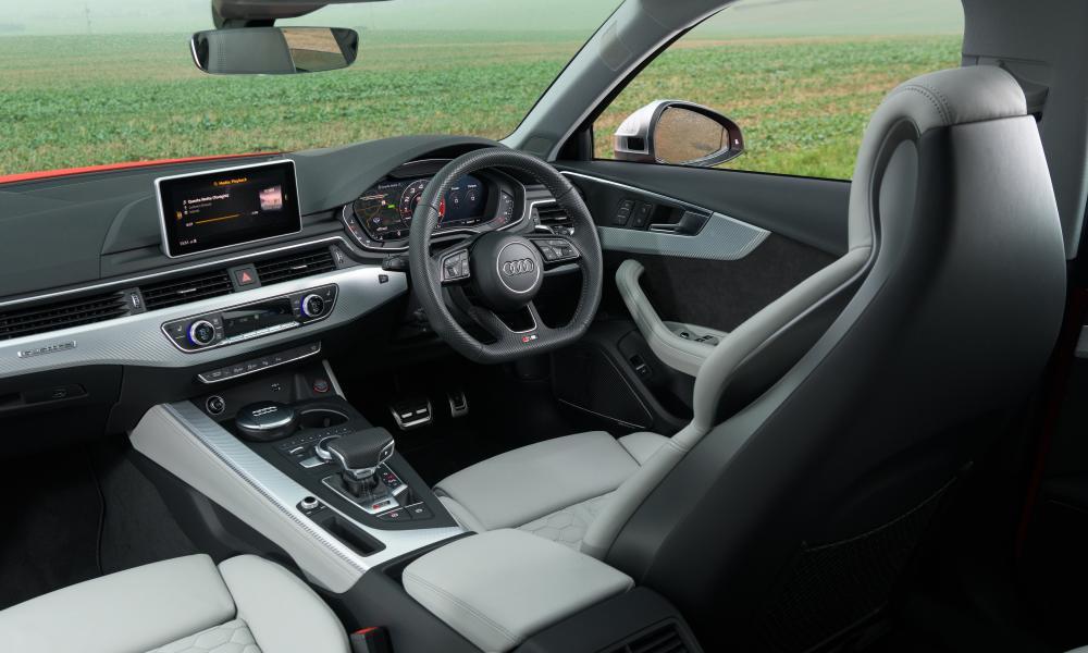 Living it large: the sport-centric cockpit