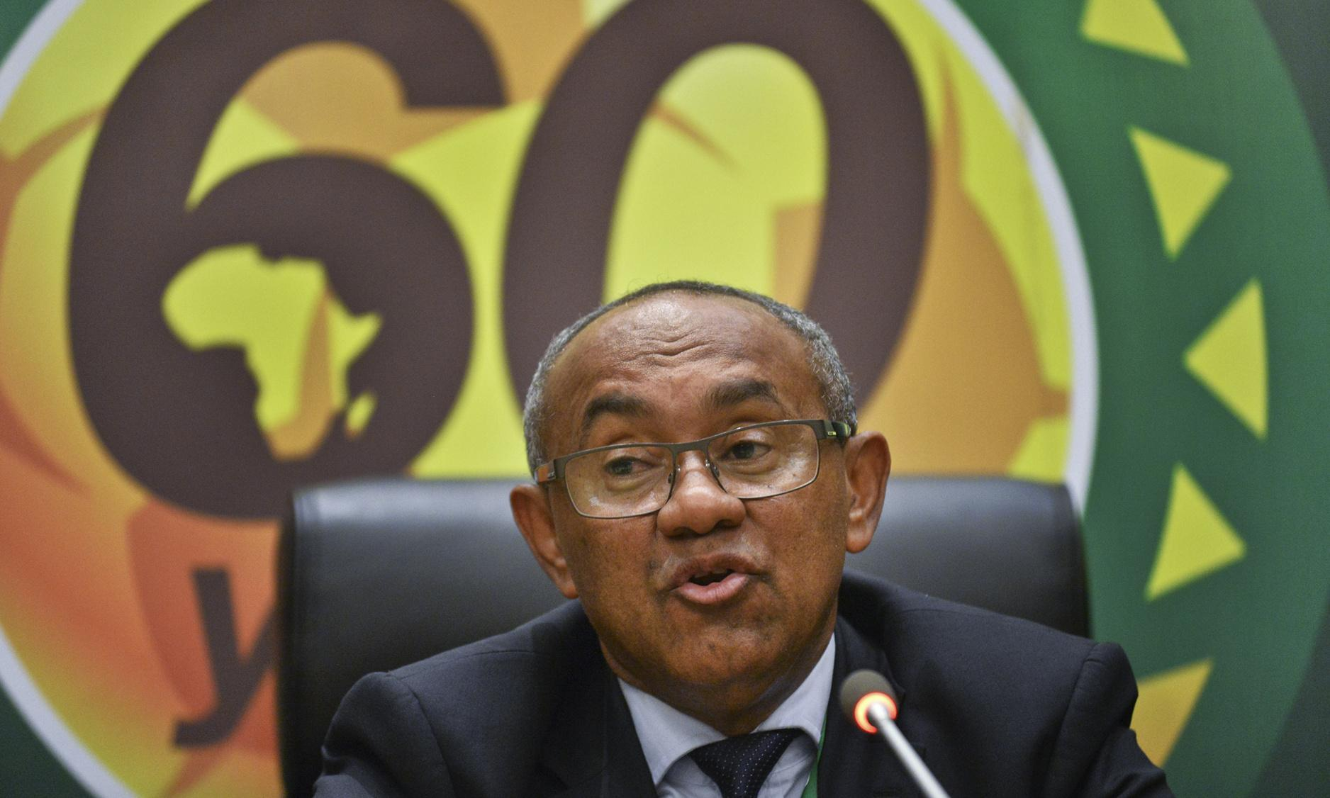 African football president under questioning over corruption allegations