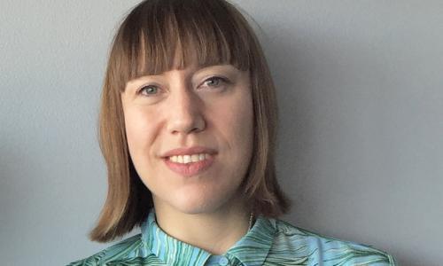 Stefanie Posavec.