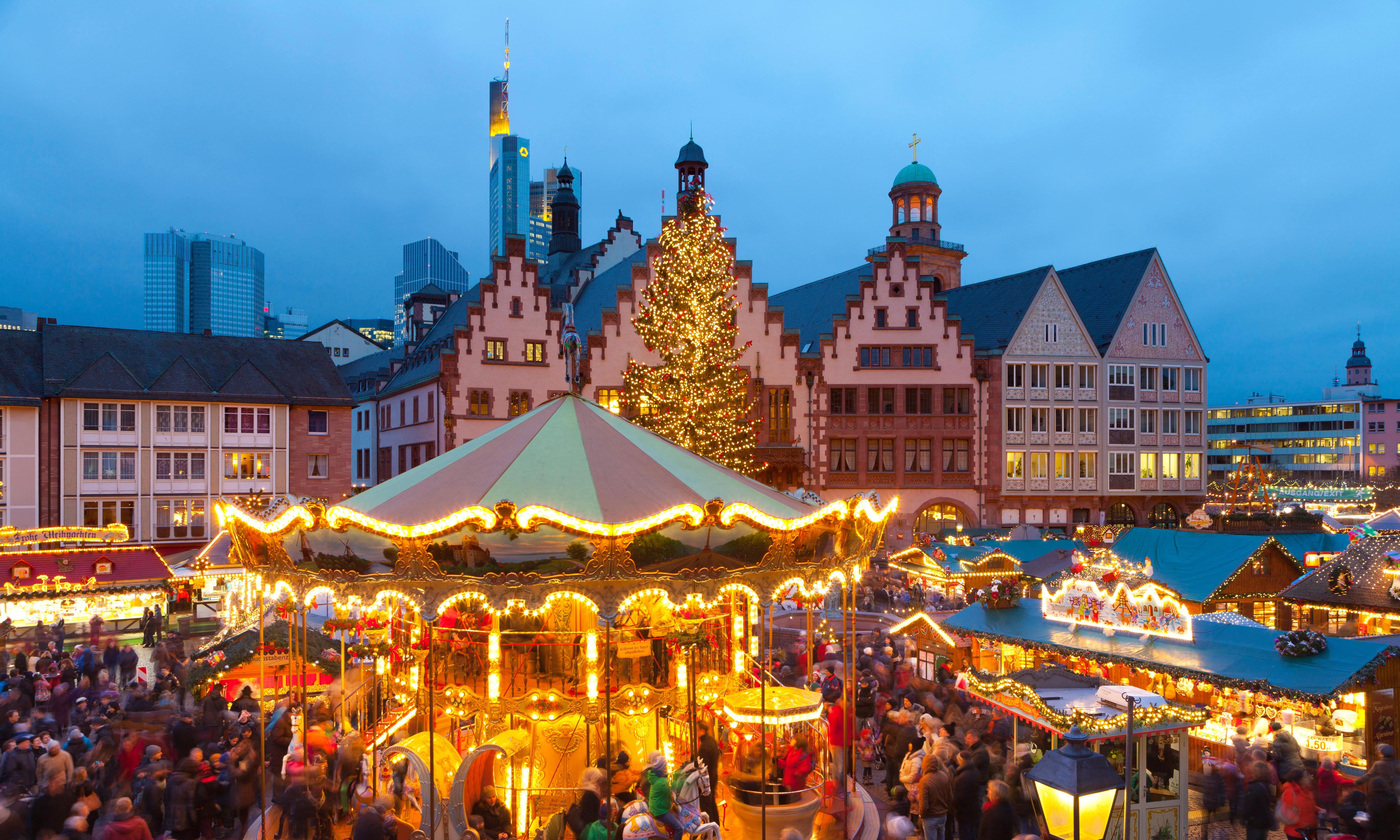 Frankfurt city guide: what to see plus the best bars, restaurants and hotels