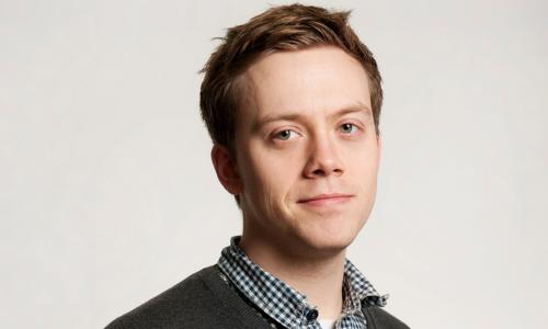 Owen Jones byline picture.  Photo by Linda Nylind. 6/3/2014.
