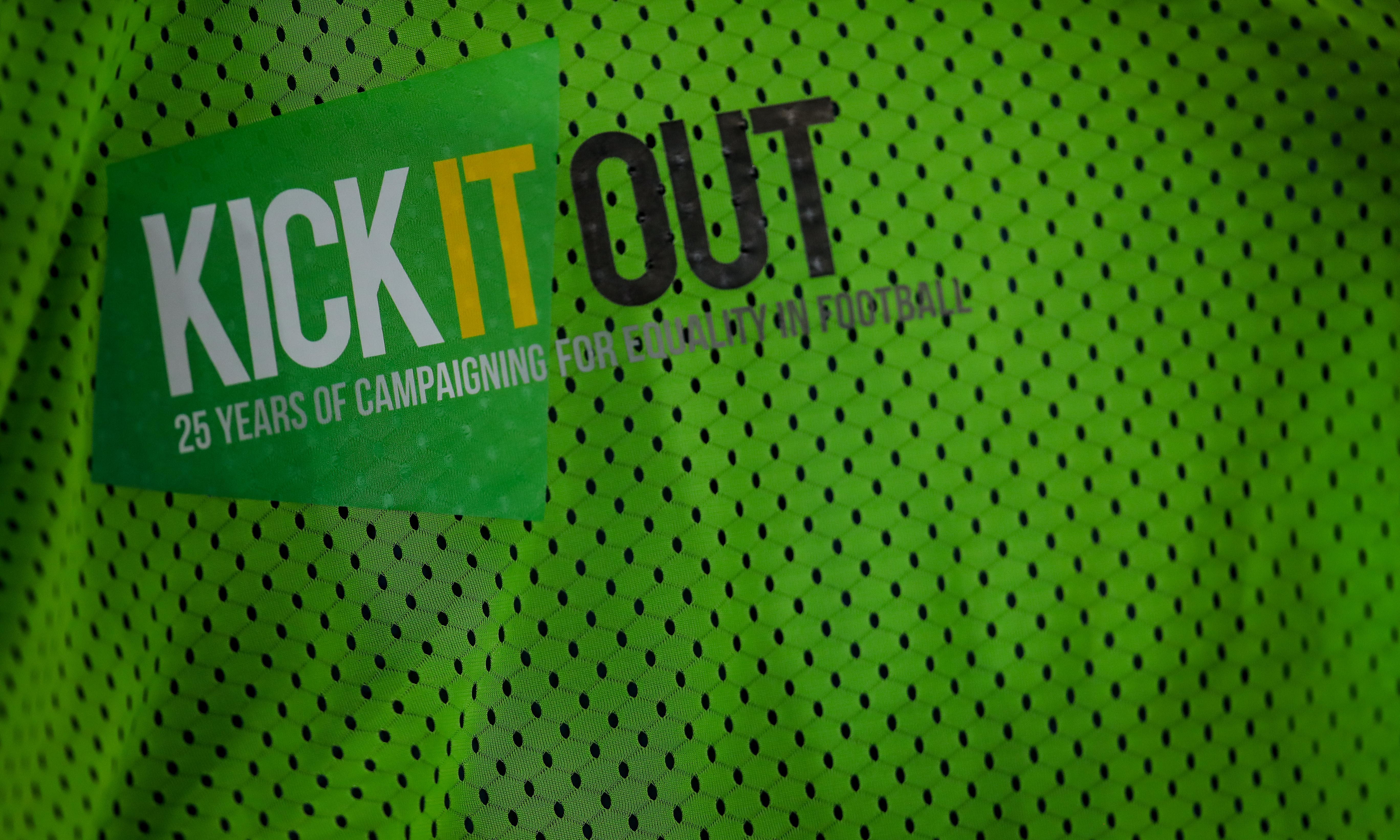 Premier League risks Kick It Out confusion with 'No Room for Racism' campaign