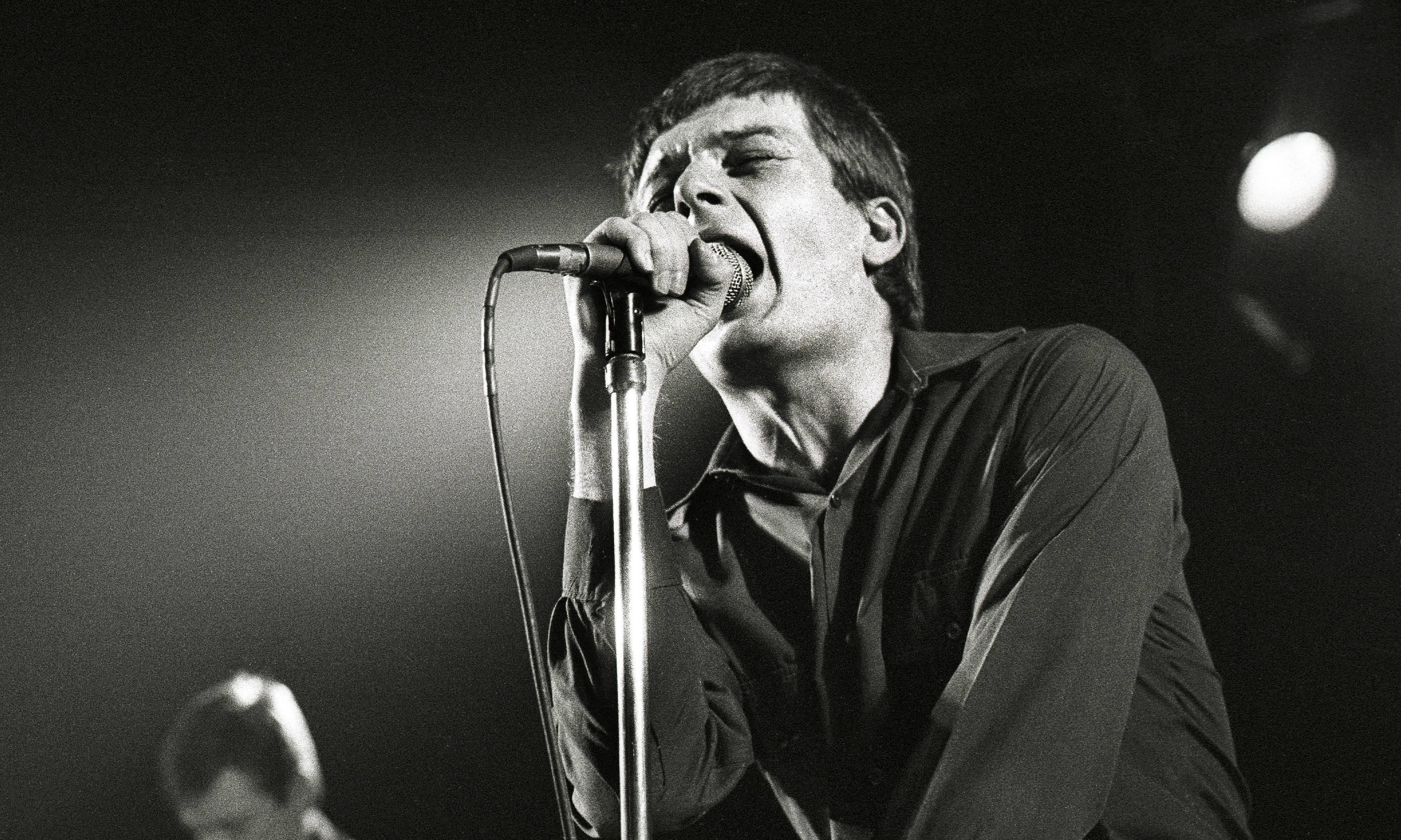 'Ian Curtis wanted to make extreme music, no half measures'