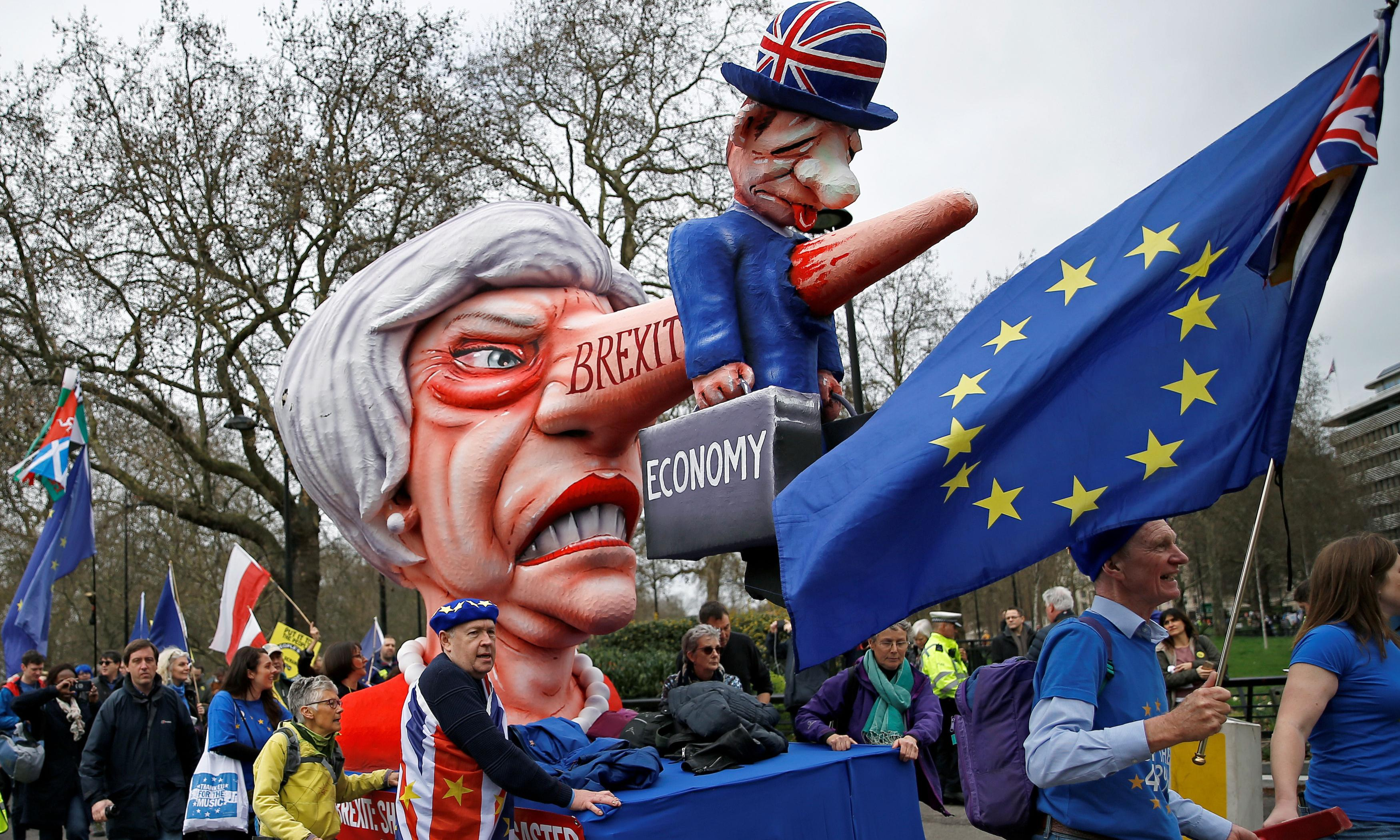 Does Britain really want an isolated future, buffeted by forces beyond our control?