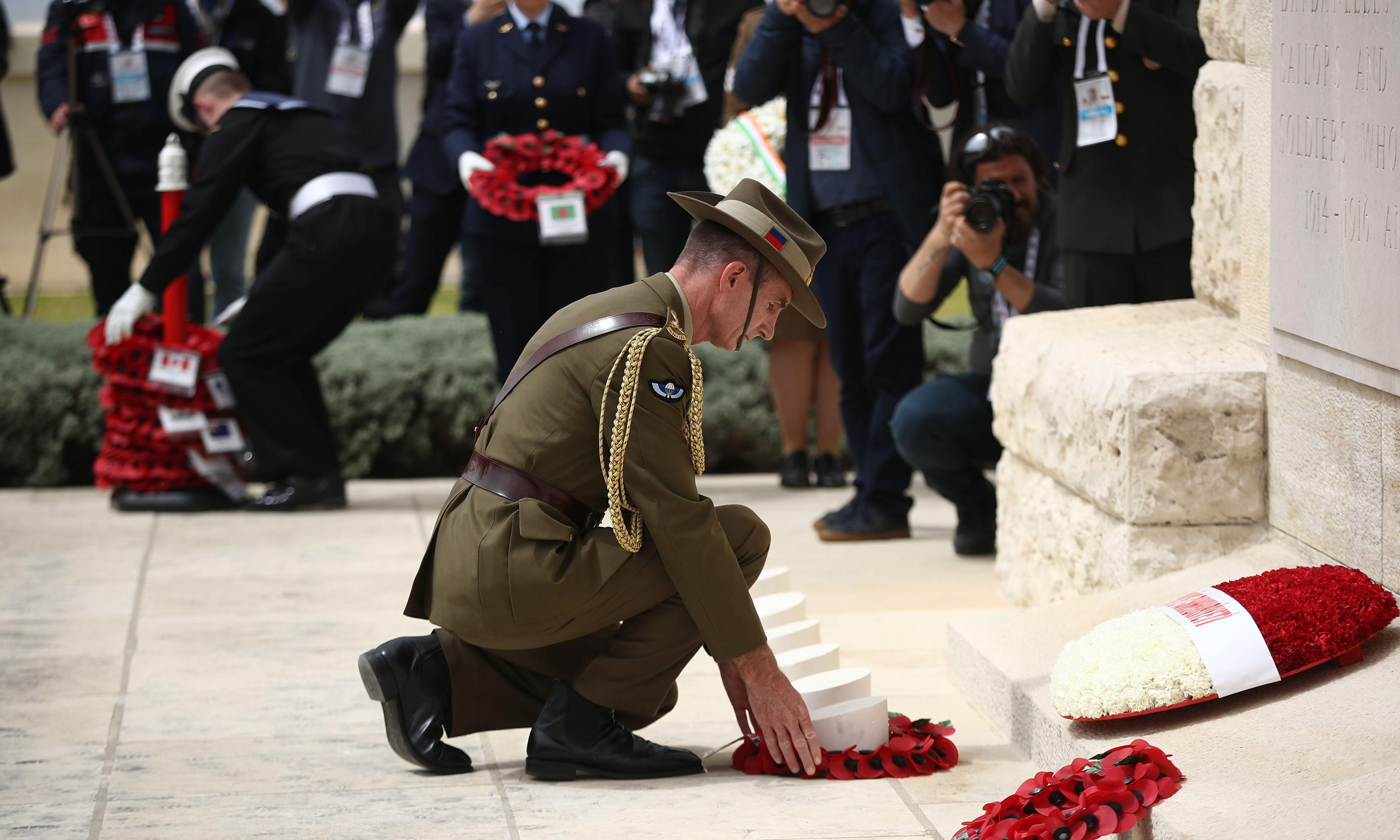 Scott Morrison says reports of Isis plot to target Anzac Day Gallipoli events 'inconclusive'