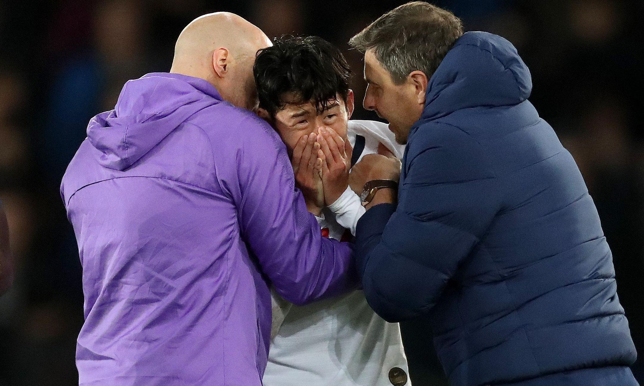 Son's reaction to Gomes injury shows how hard it is for players to walk away