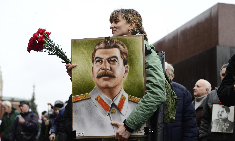 Vladimir Putin's Russia is rehabilitating Stalin. We must not let it happen