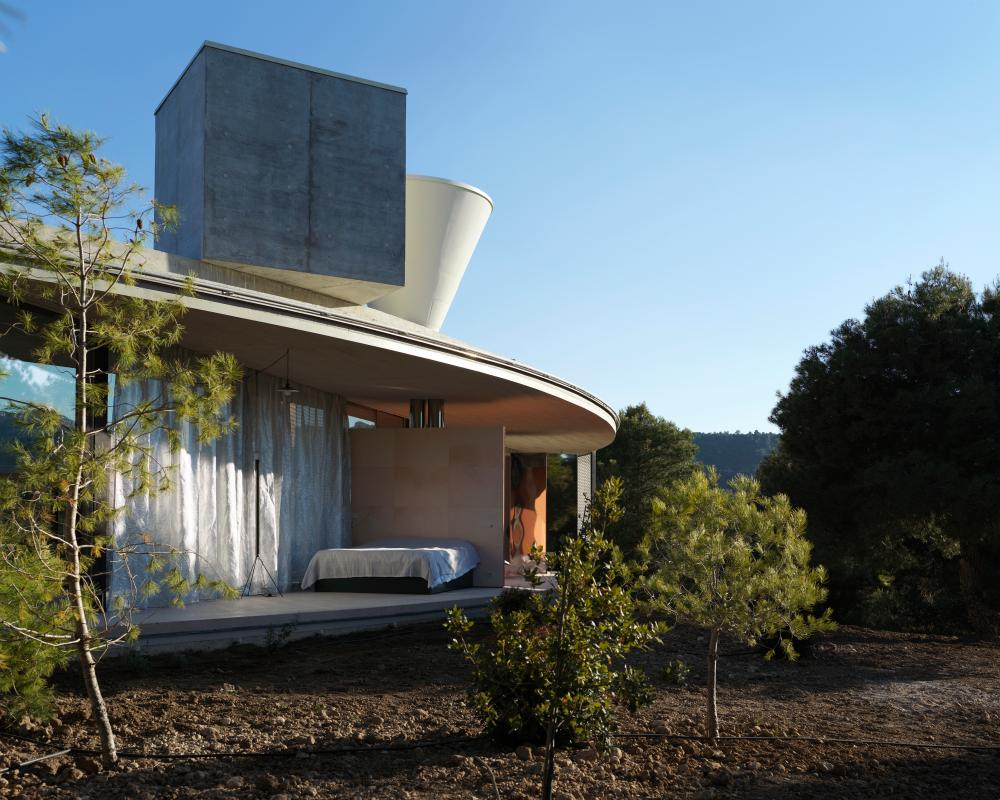 'Inverting the architectural hierarchy': Kersten Geers and David Van Severen's house.