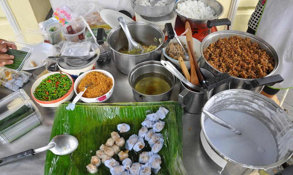 Bangkok Chili Paste Tour