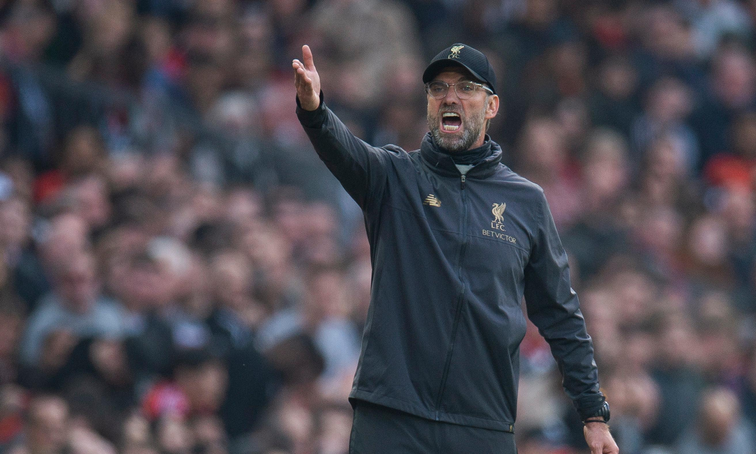 Jürgen Klopp dismisses 'insulting' coverage of Manchester United's travails
