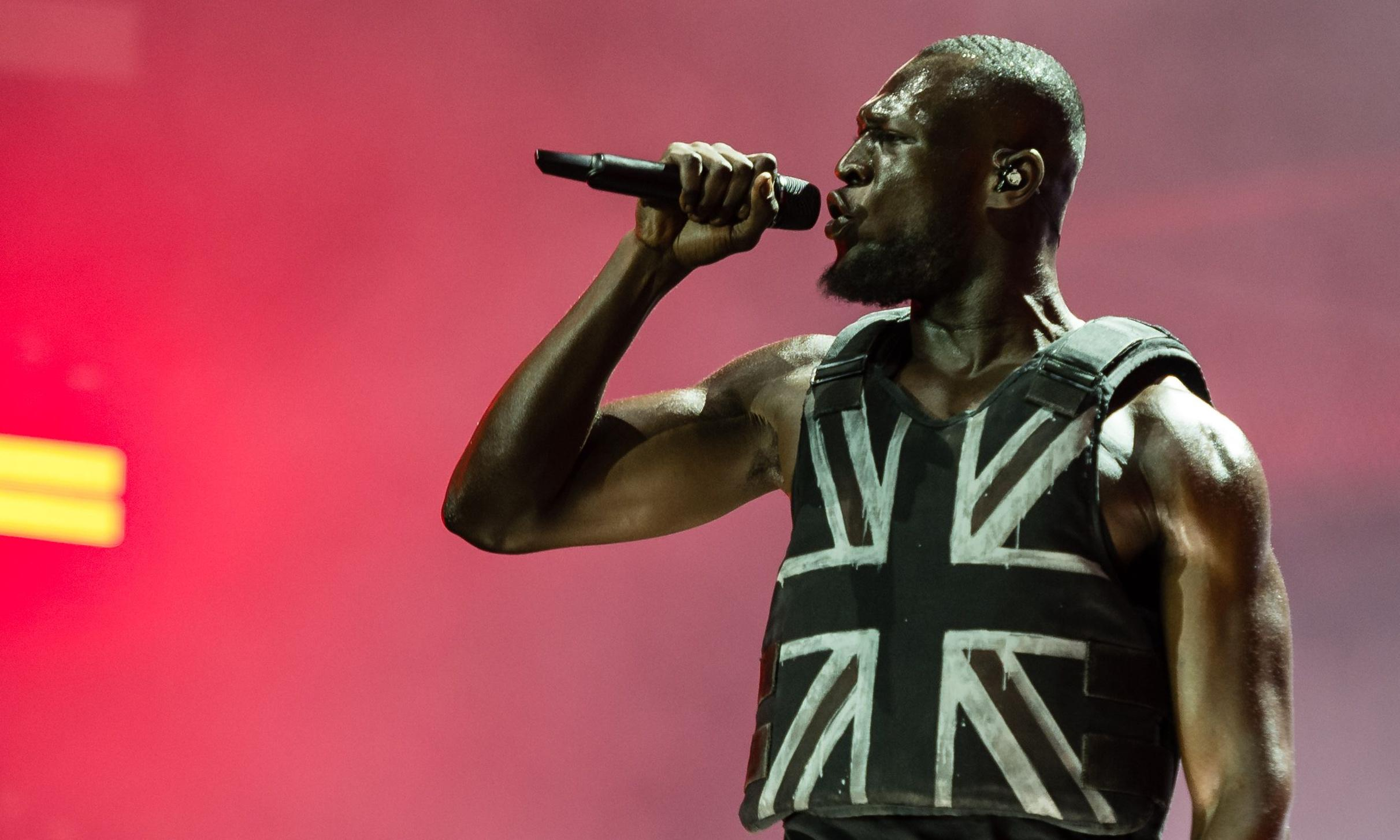 Stormzy's stab-proof vest falls victim to the politics of fashion