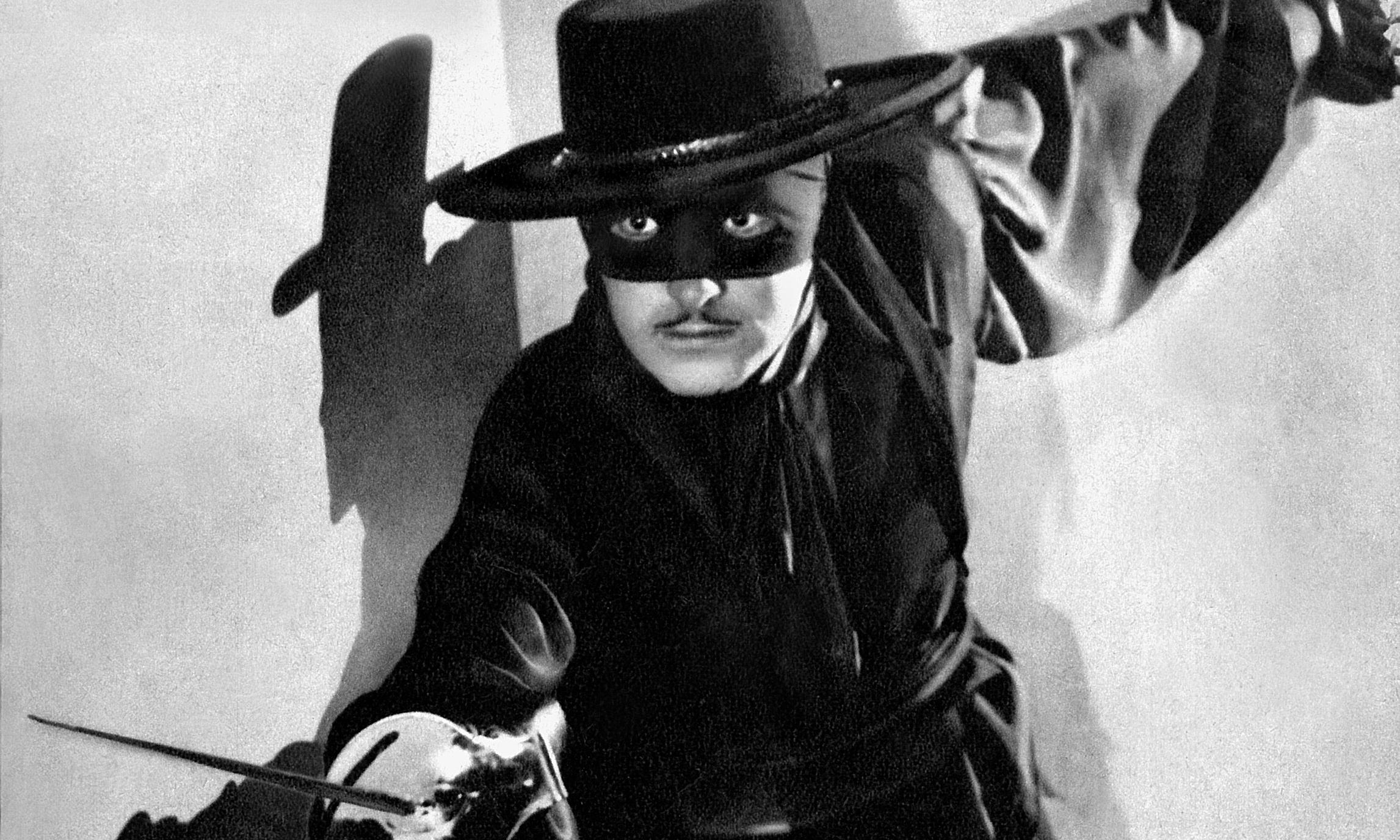 Can you solve it? The Zorro puzzle
