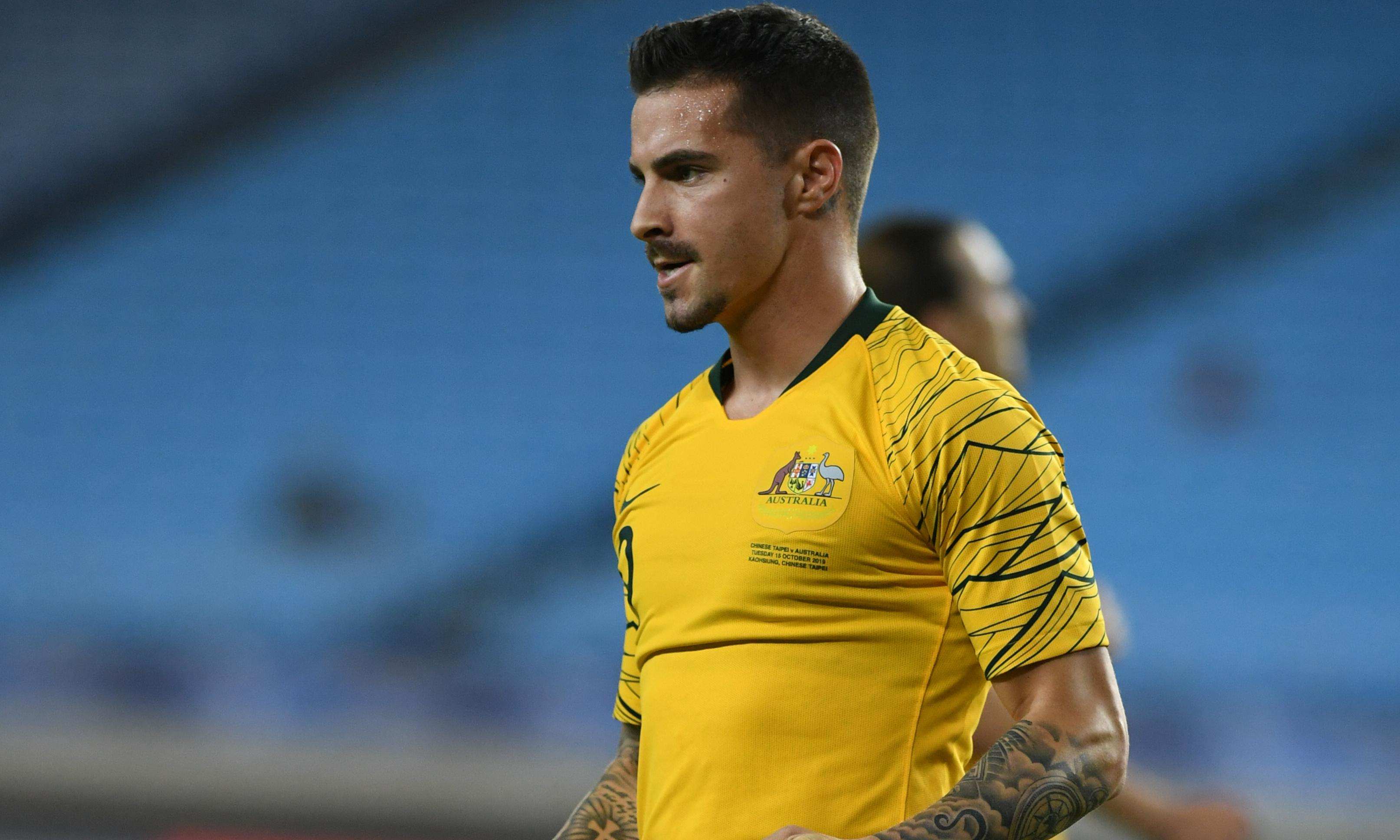Socceroos hammer Taiwan to maintain perfect start to World Cup qualifying