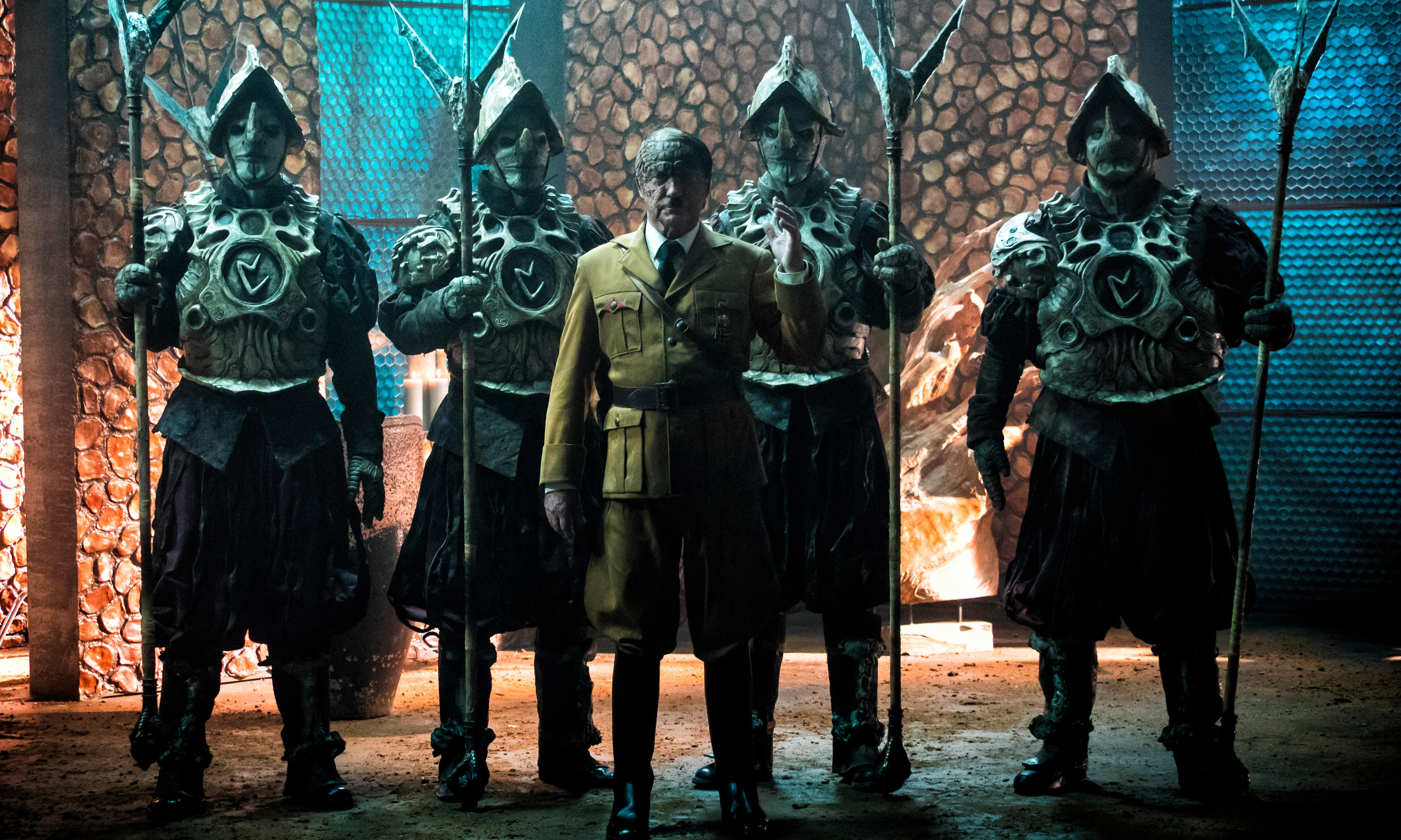 Iron Sky: The Coming Race review – woeful return of the lunar refugees